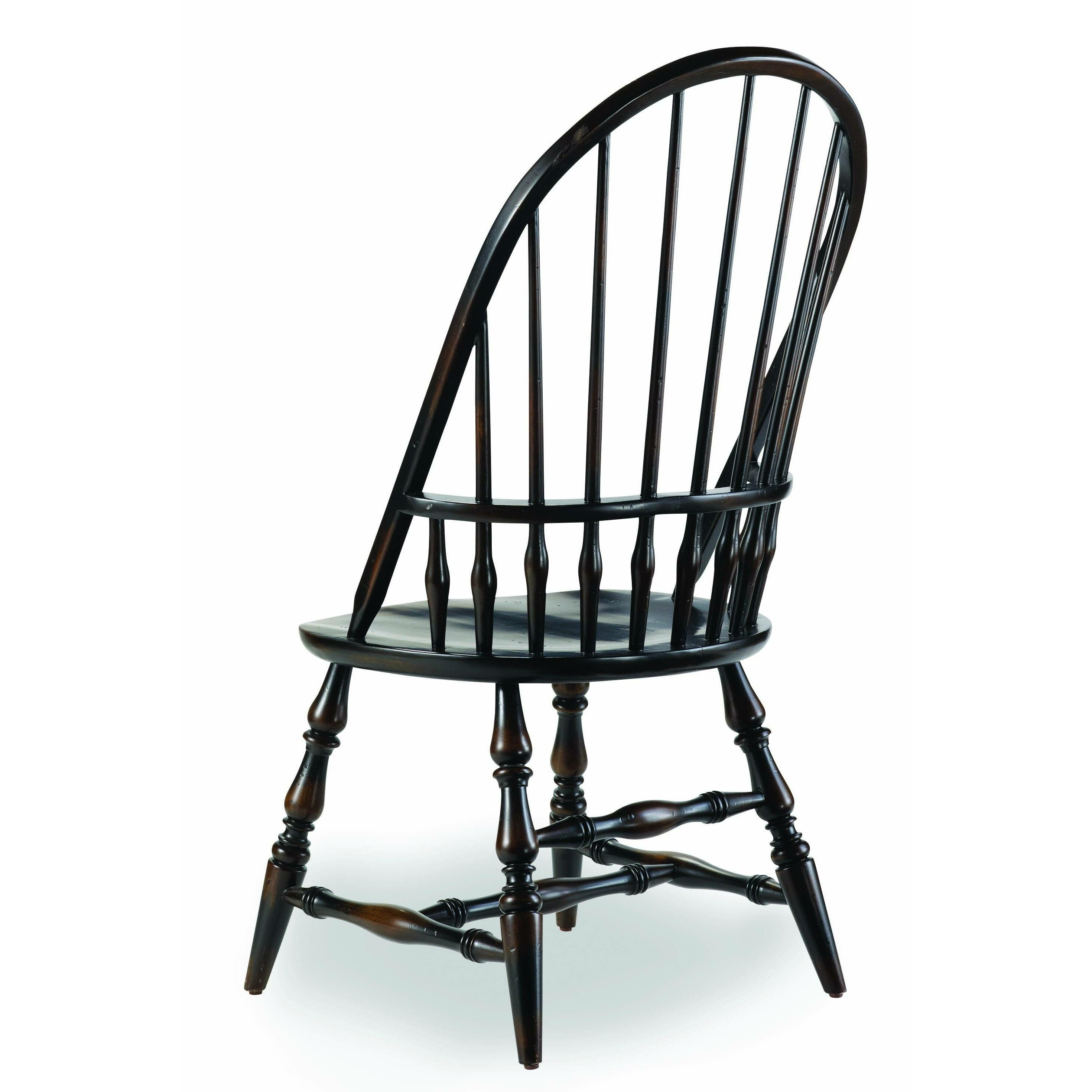 Windsor Kitchen Chairs: Hooker Furniture Sanctuary Windsor Side Chair & Reviews