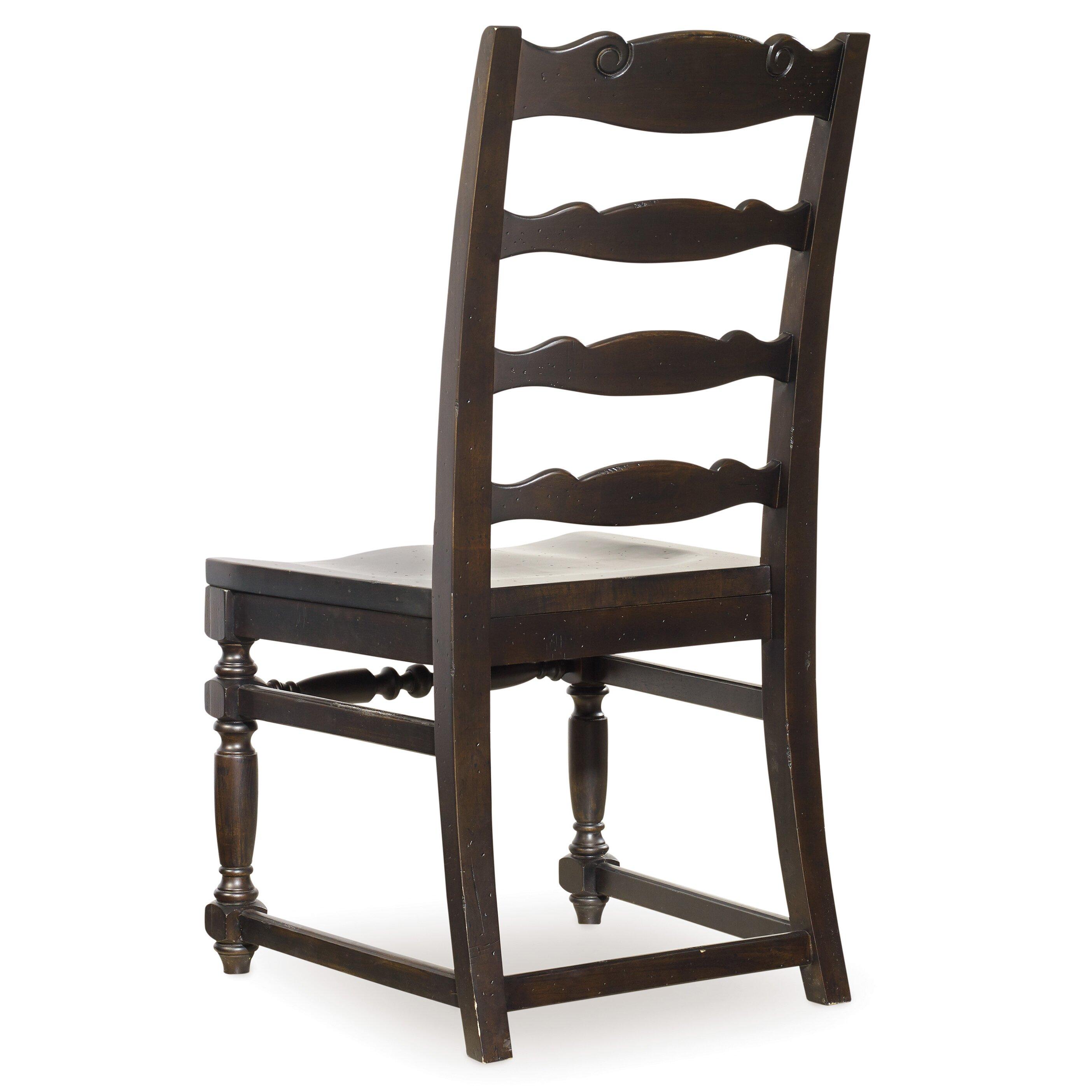 Hooker furniture treviso side chair wayfair for Wayfair shop furniture