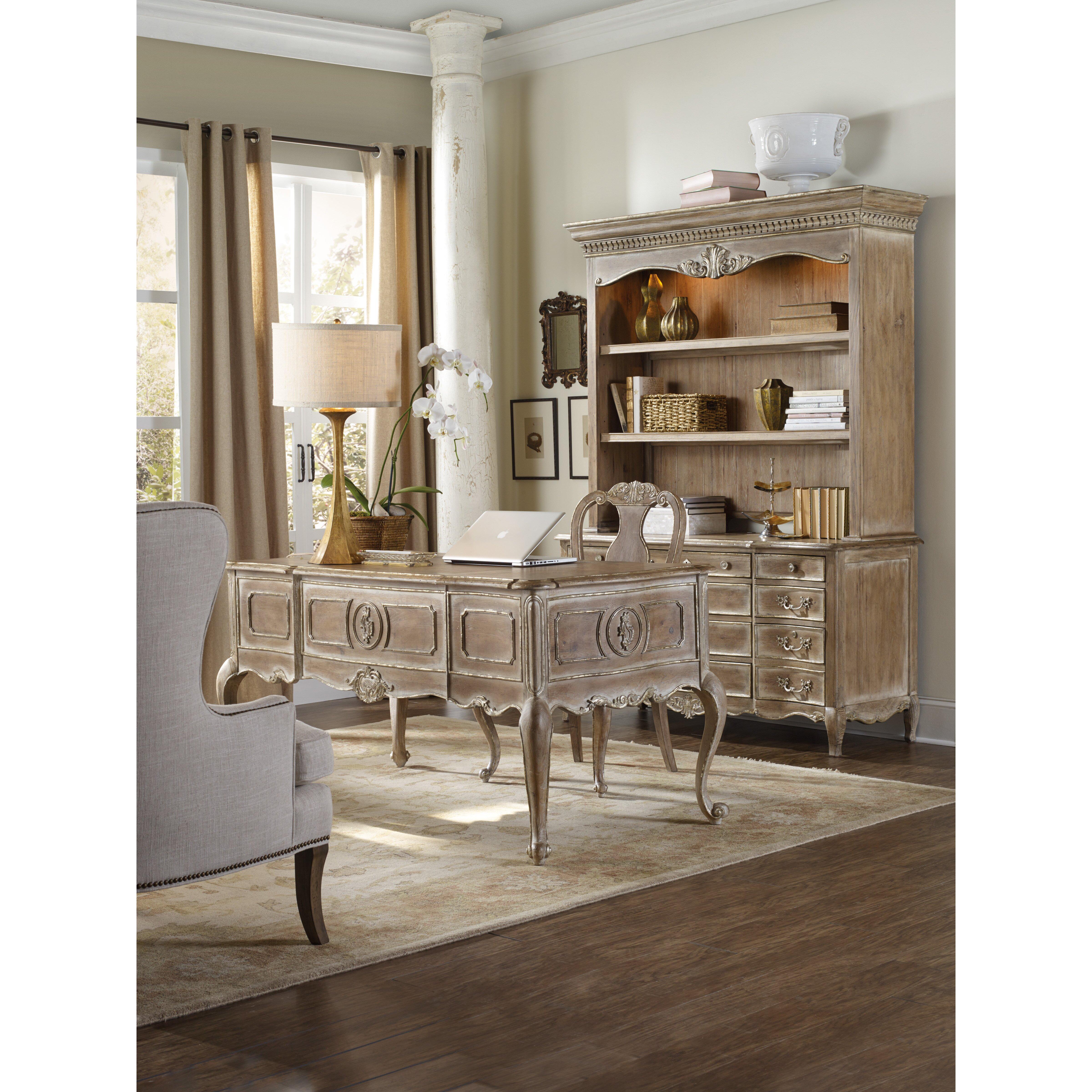 Hooker Furniture La Maison Du Travial Credenza Desk