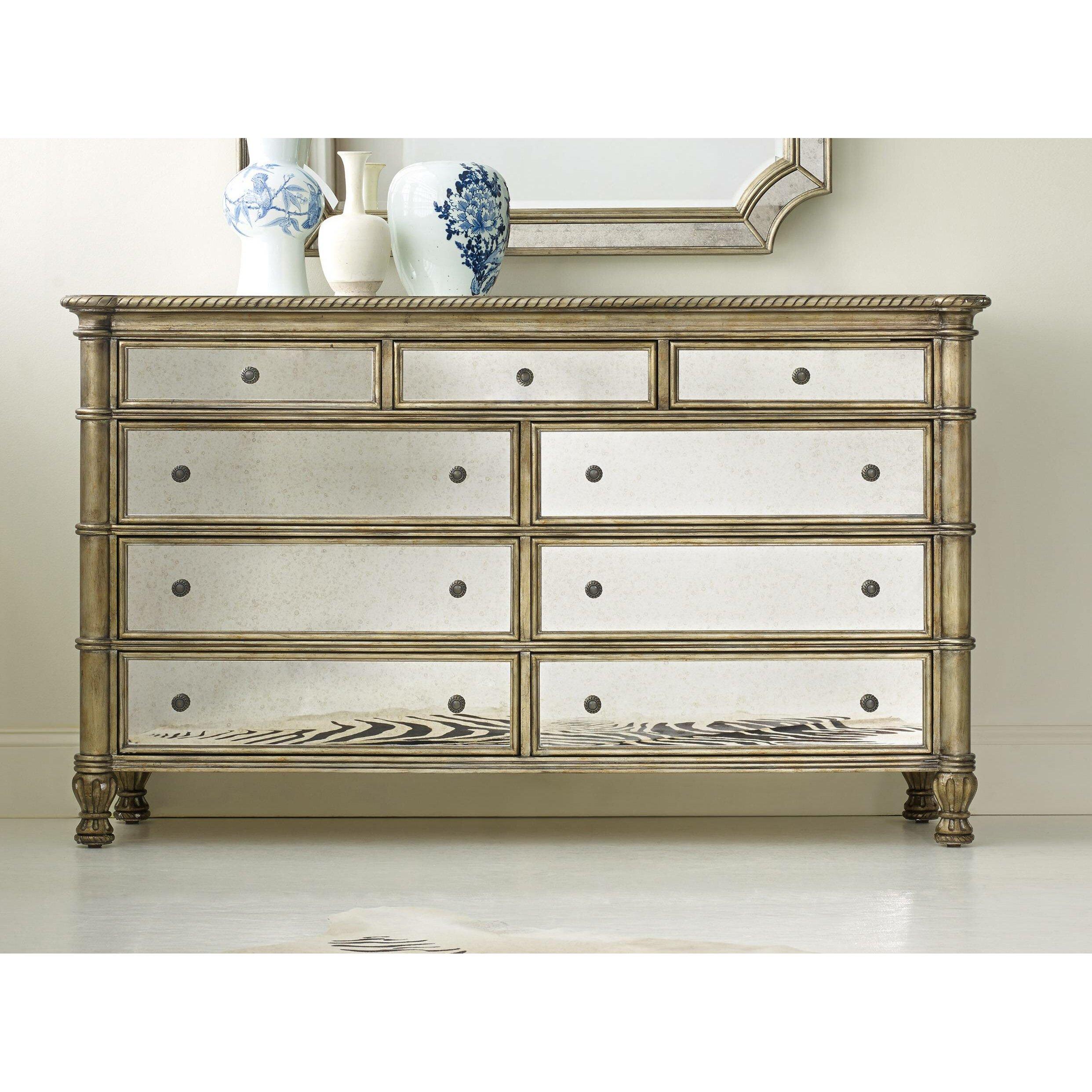Hooker Furniture Melange Canopy Customizable Bedroom Set Reviews Wayfair