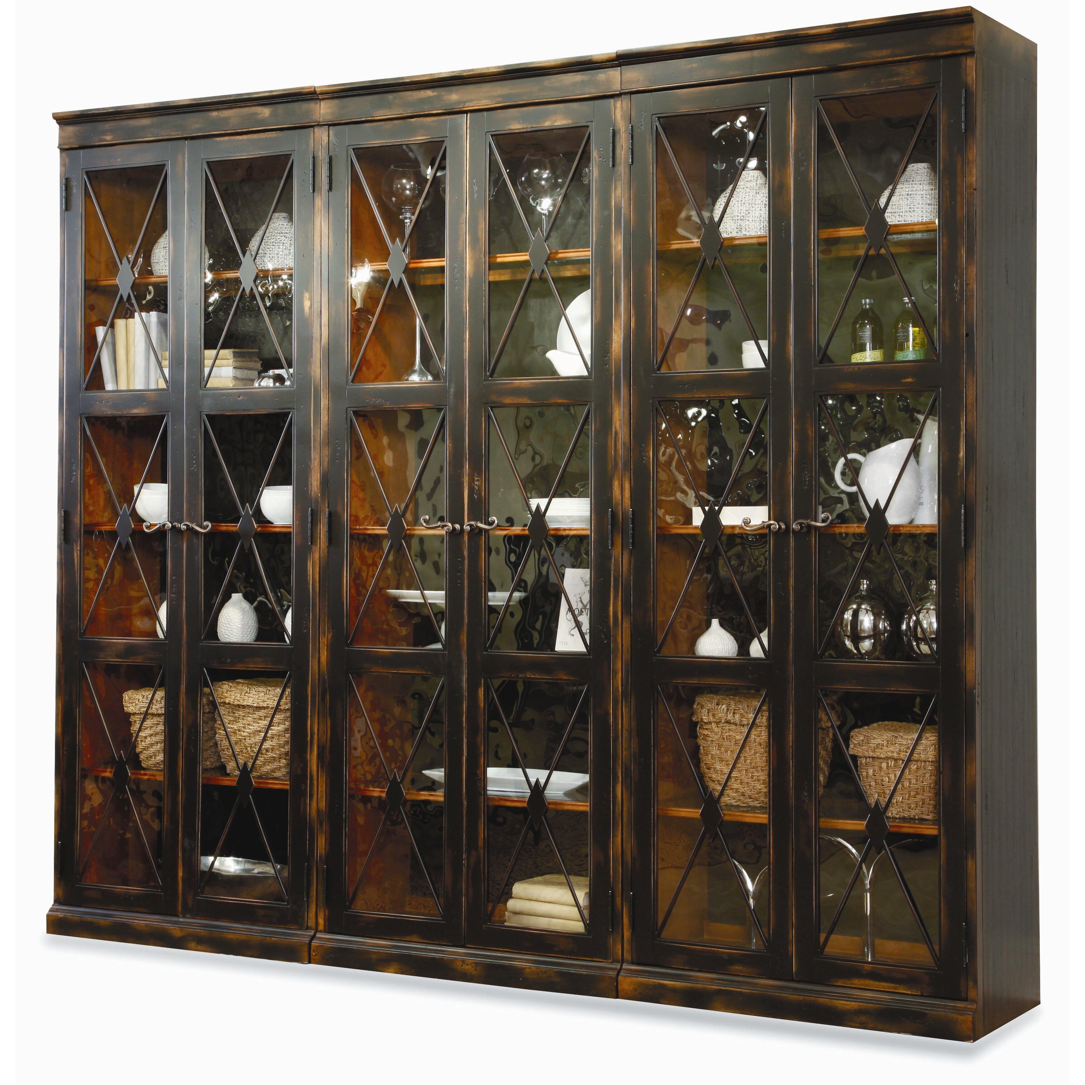 Hooker Furniture Sanctuary Curio Cabinet Amp Reviews Wayfair