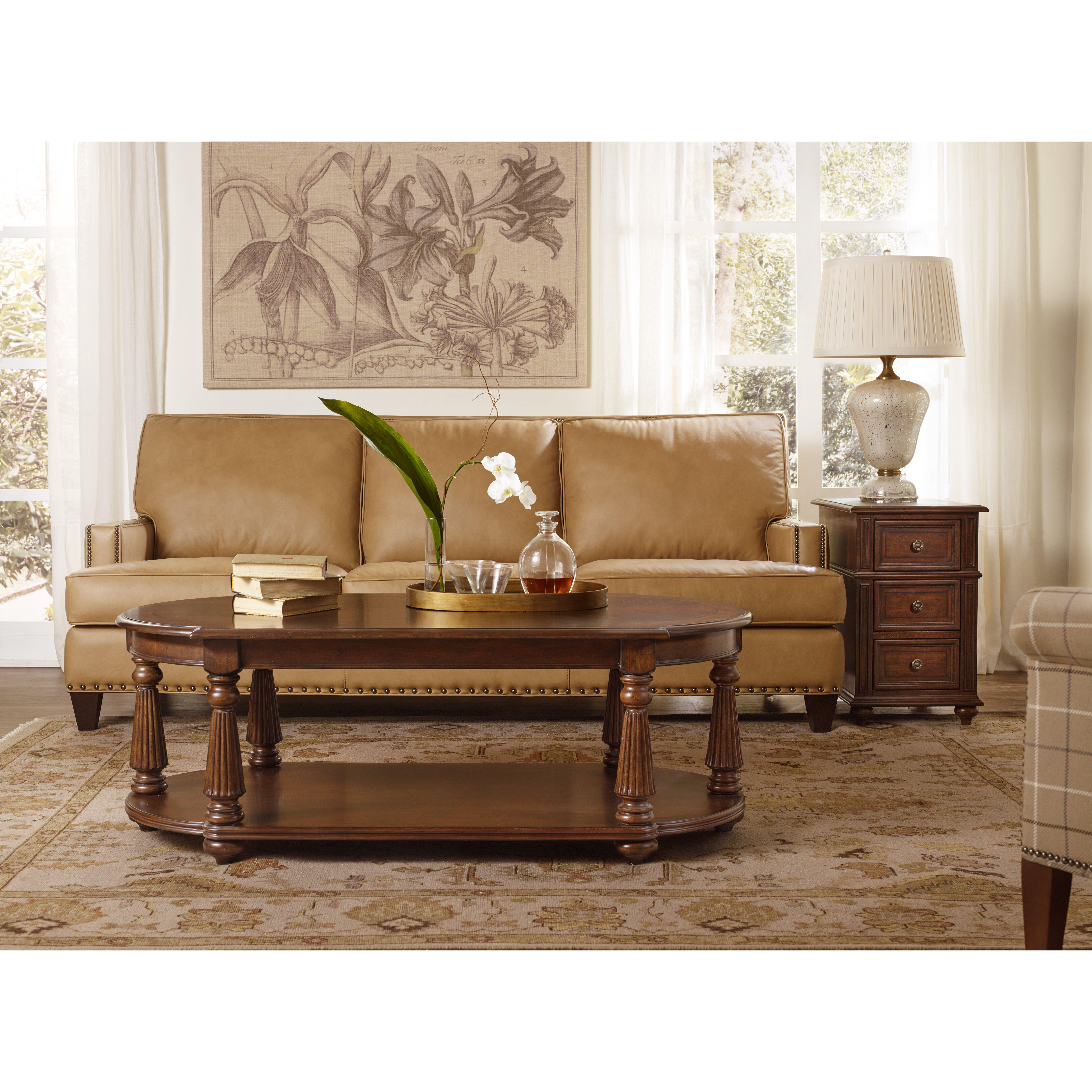 Https Www Wayfair Com Hooker Furniture Leesburg Coffee Table 5381 80110 Hkr10237 Html