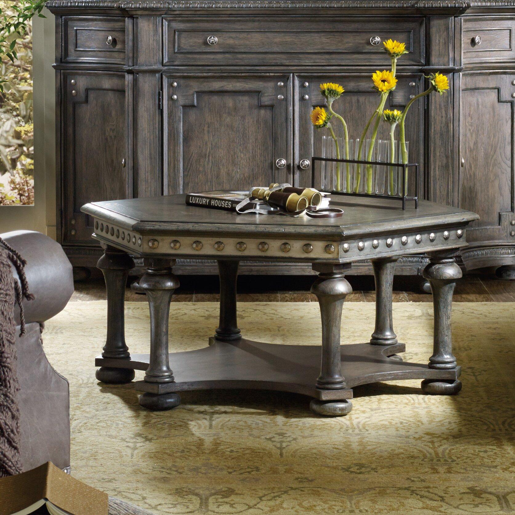 Hooker Furniture Coffee Table Set Wayfair