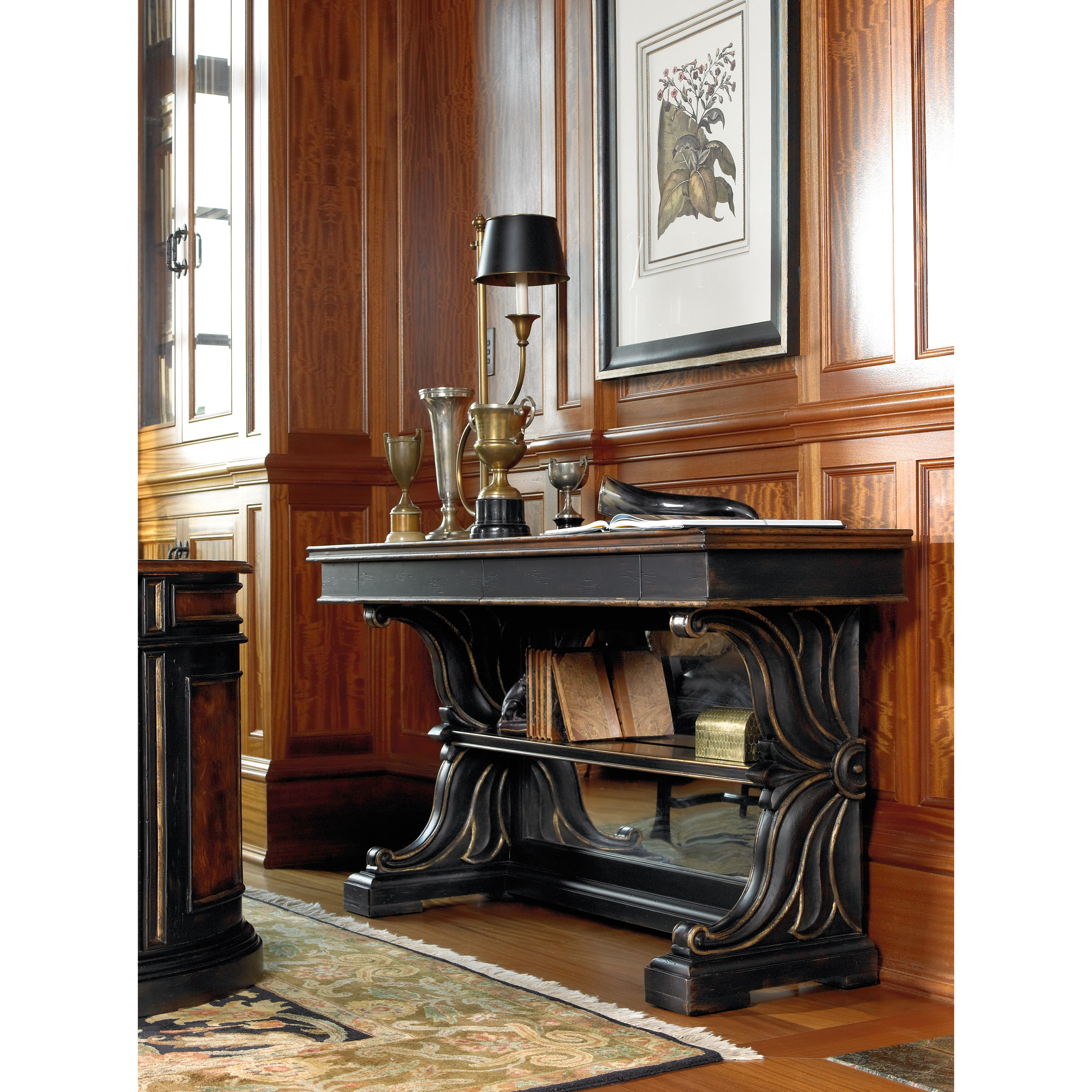 Hooker Furniture Grandover Console Table & Reviews