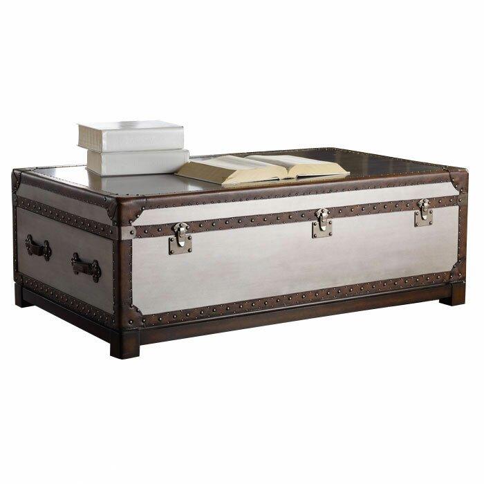 Hooker Furniture Melange Trunk Coffee Table Reviews Wayfair