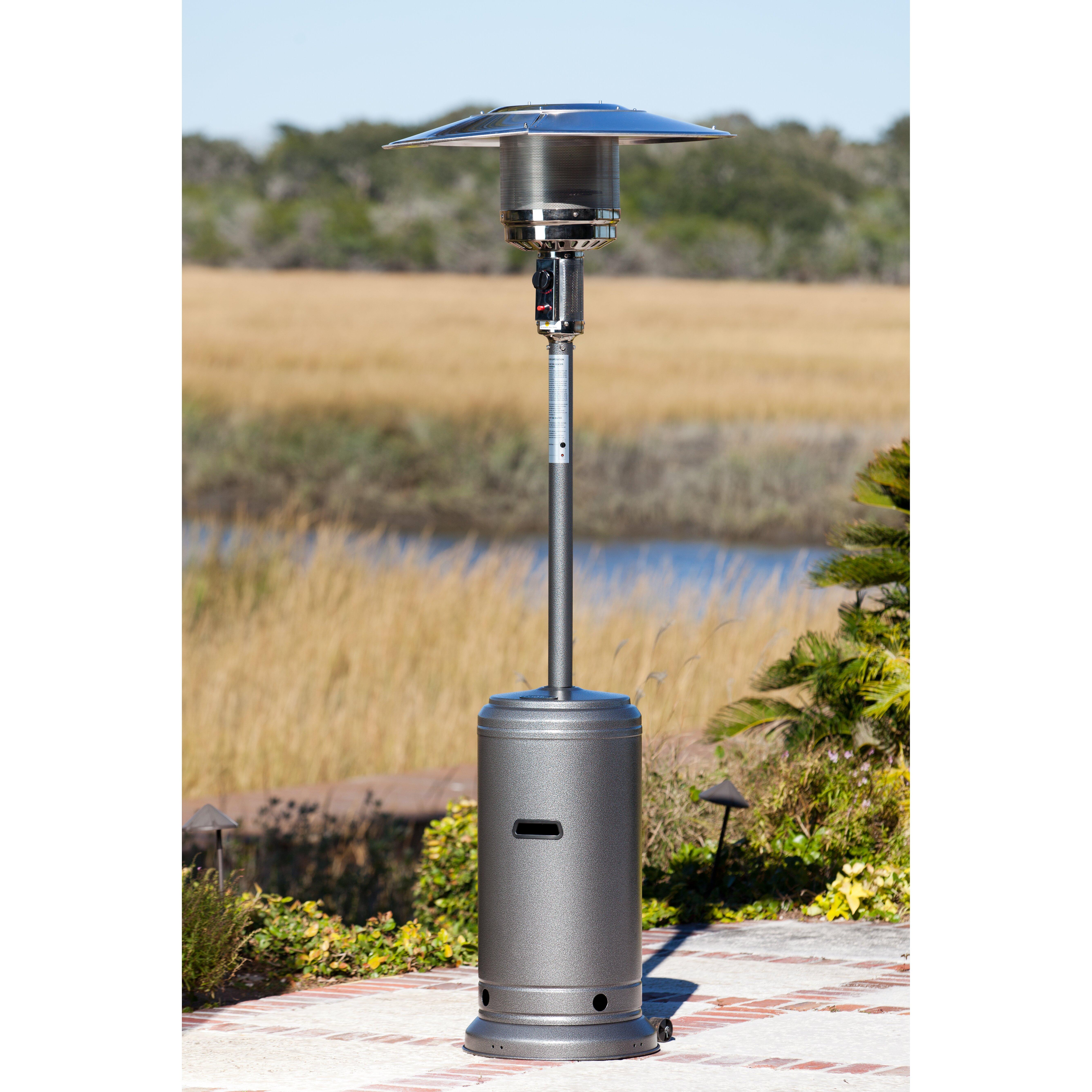 Fire Sense Standard Propane Patio Heater & Reviews
