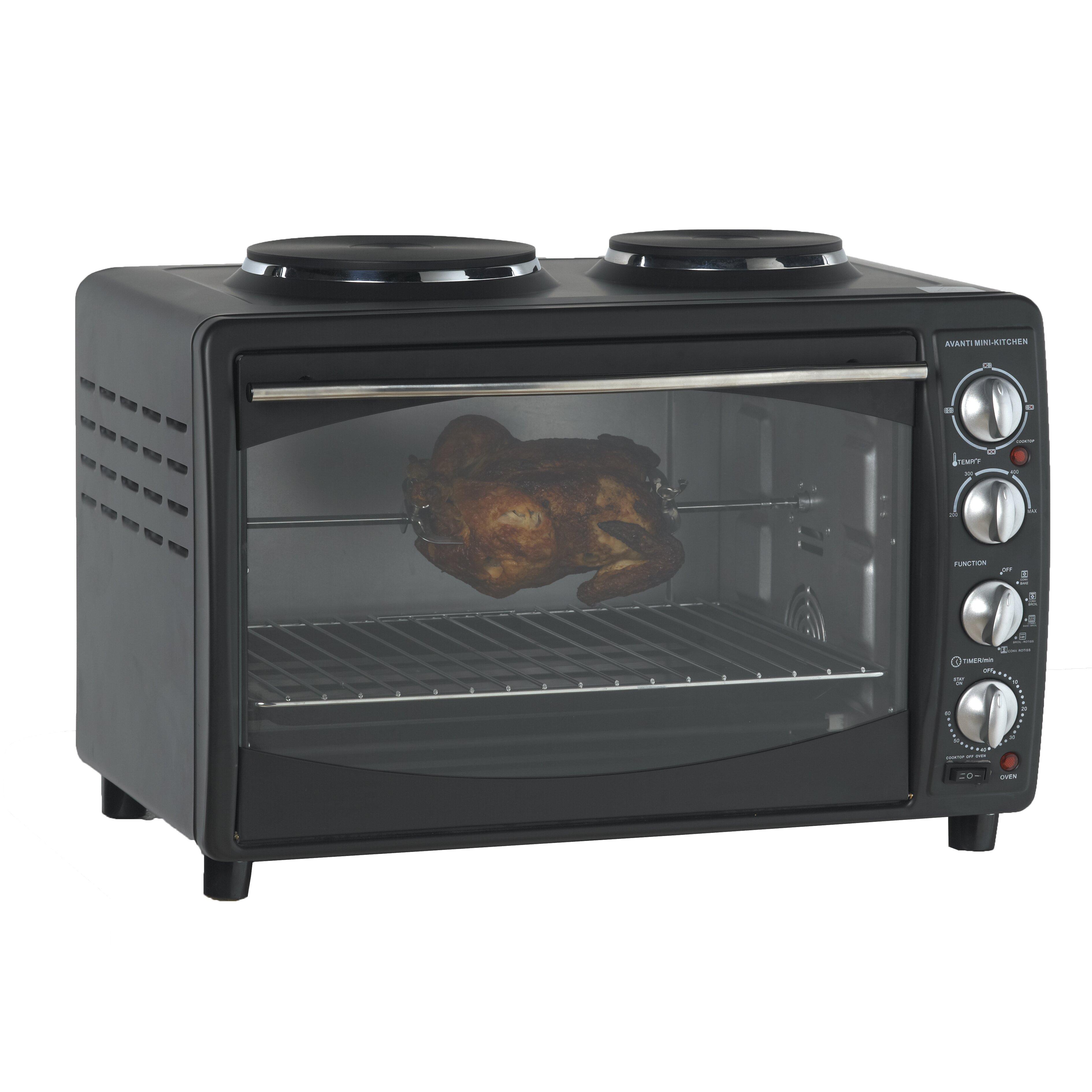 Avanti Mini Kitchen: Avanti Mini Kitchen Electric Free-Standing Range & Reviews
