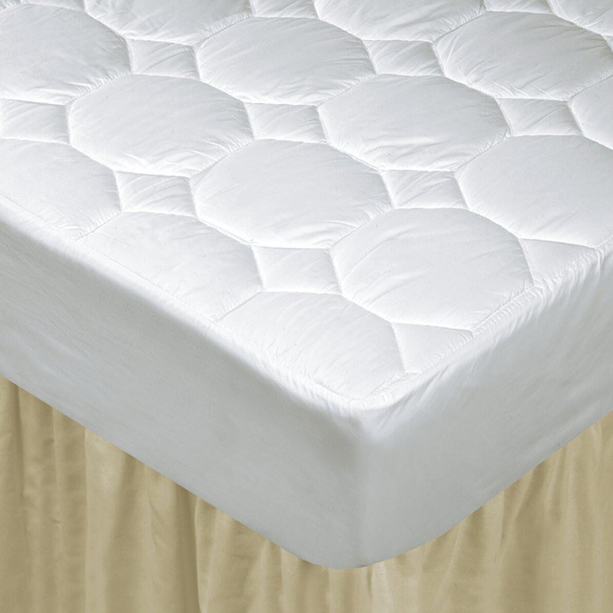 DownTown pany Luxury Cotton Mattress Pad & Reviews