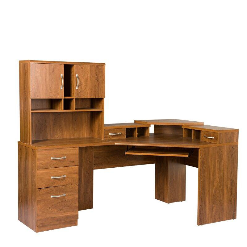 Os home office furniture office adaptations corner - Corner desks for home ...