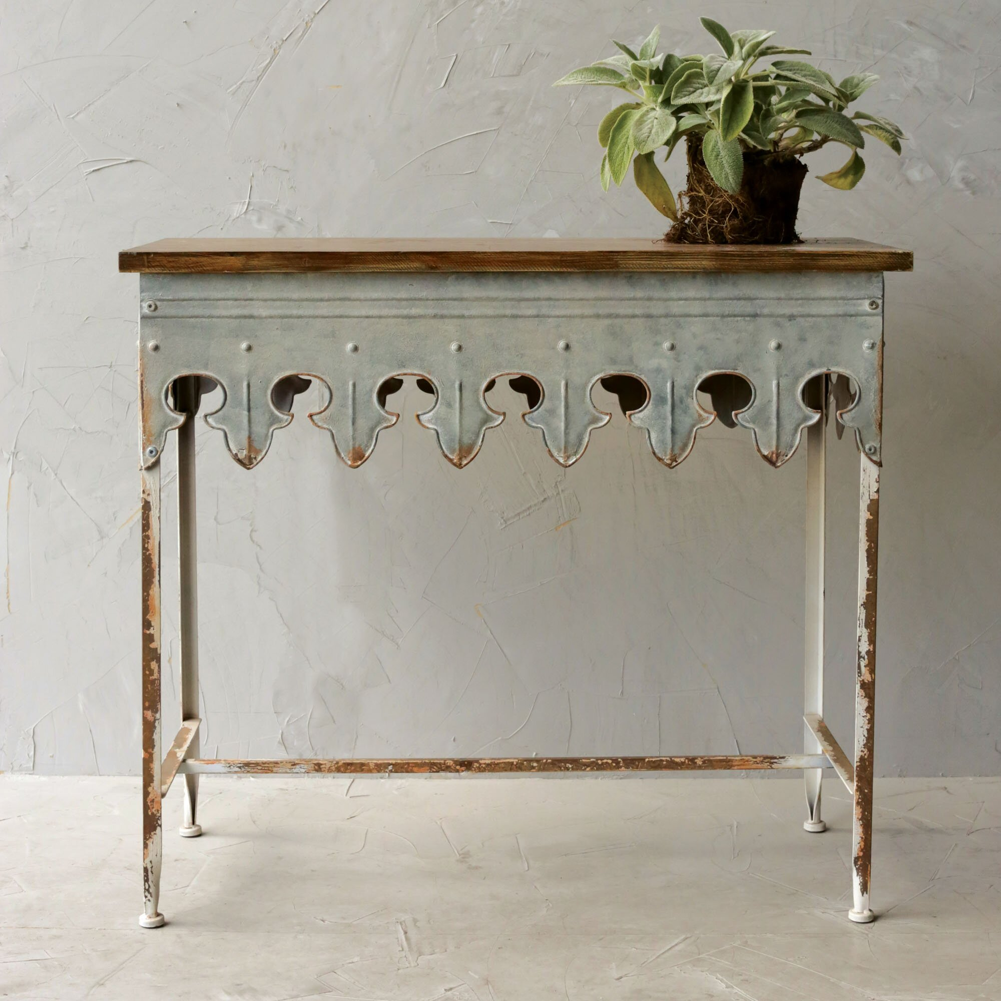 Creative Co Op Console Table Amp Reviews Wayfair