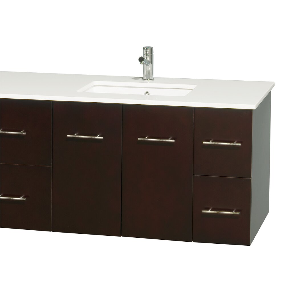 Wyndham Collection Centra 80 Quot Double Bathroom Vanity Base