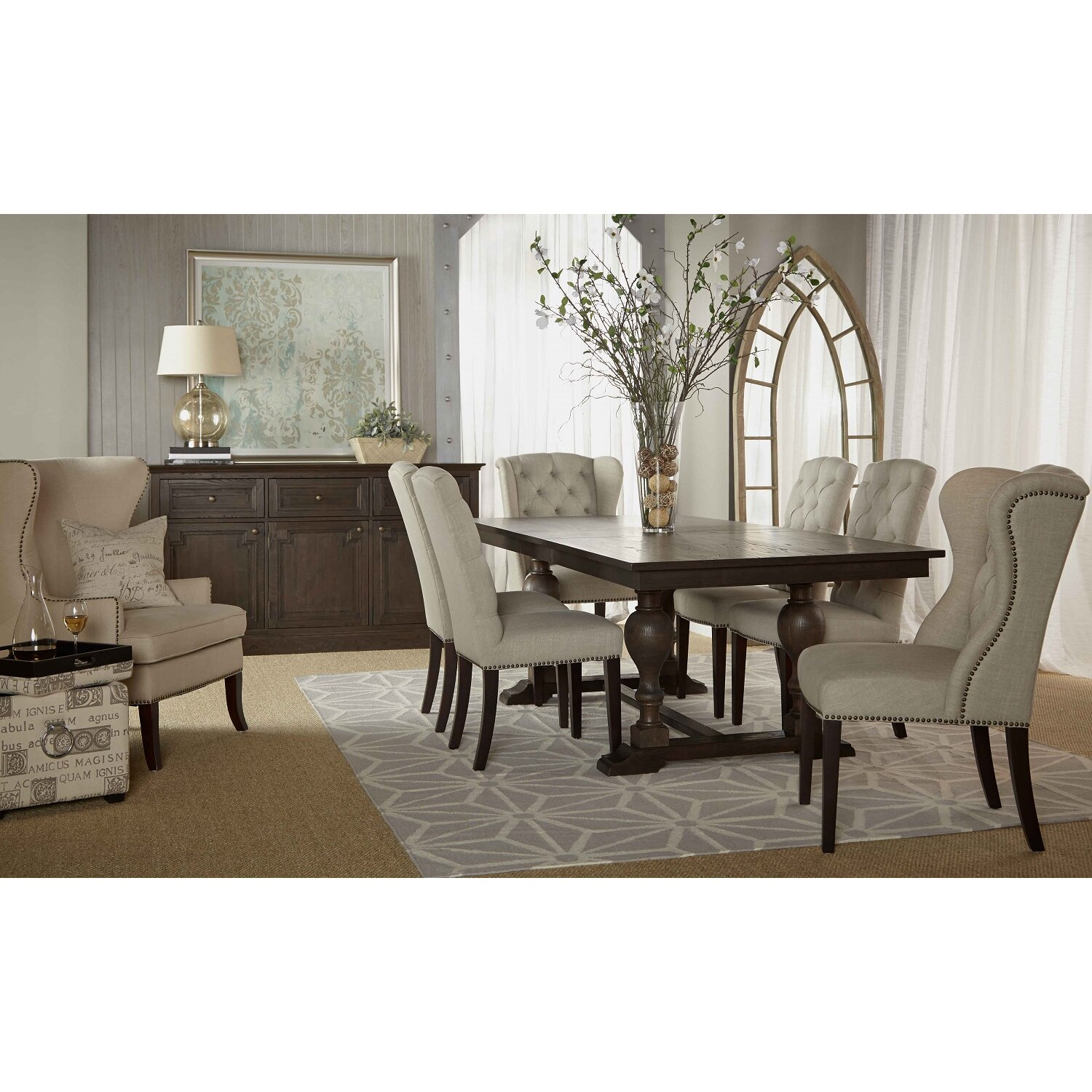 Orient Express Furniture Dining Room Maddy Dining Chair