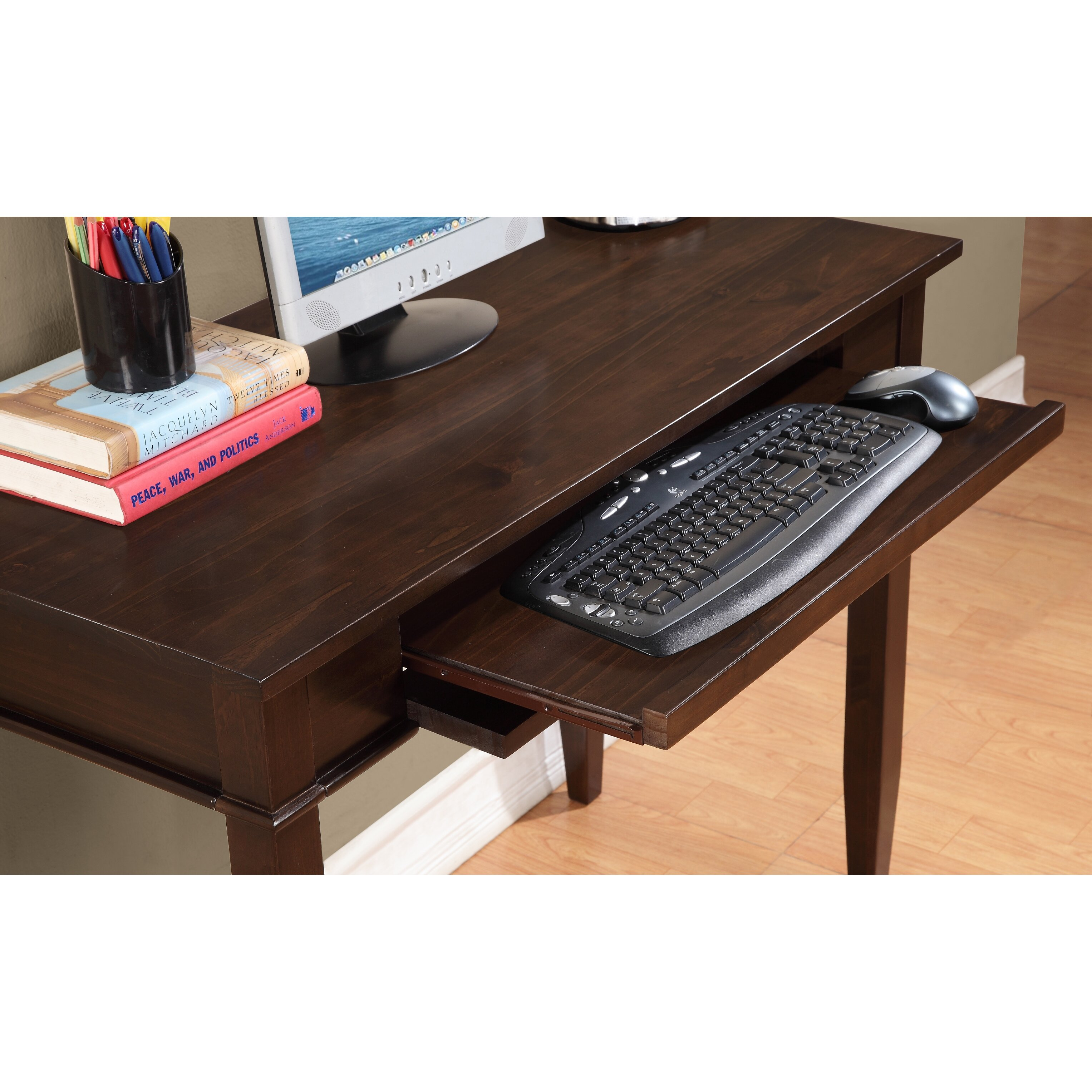 Computer Desk Tray Computer Desk With Keyboard Tray