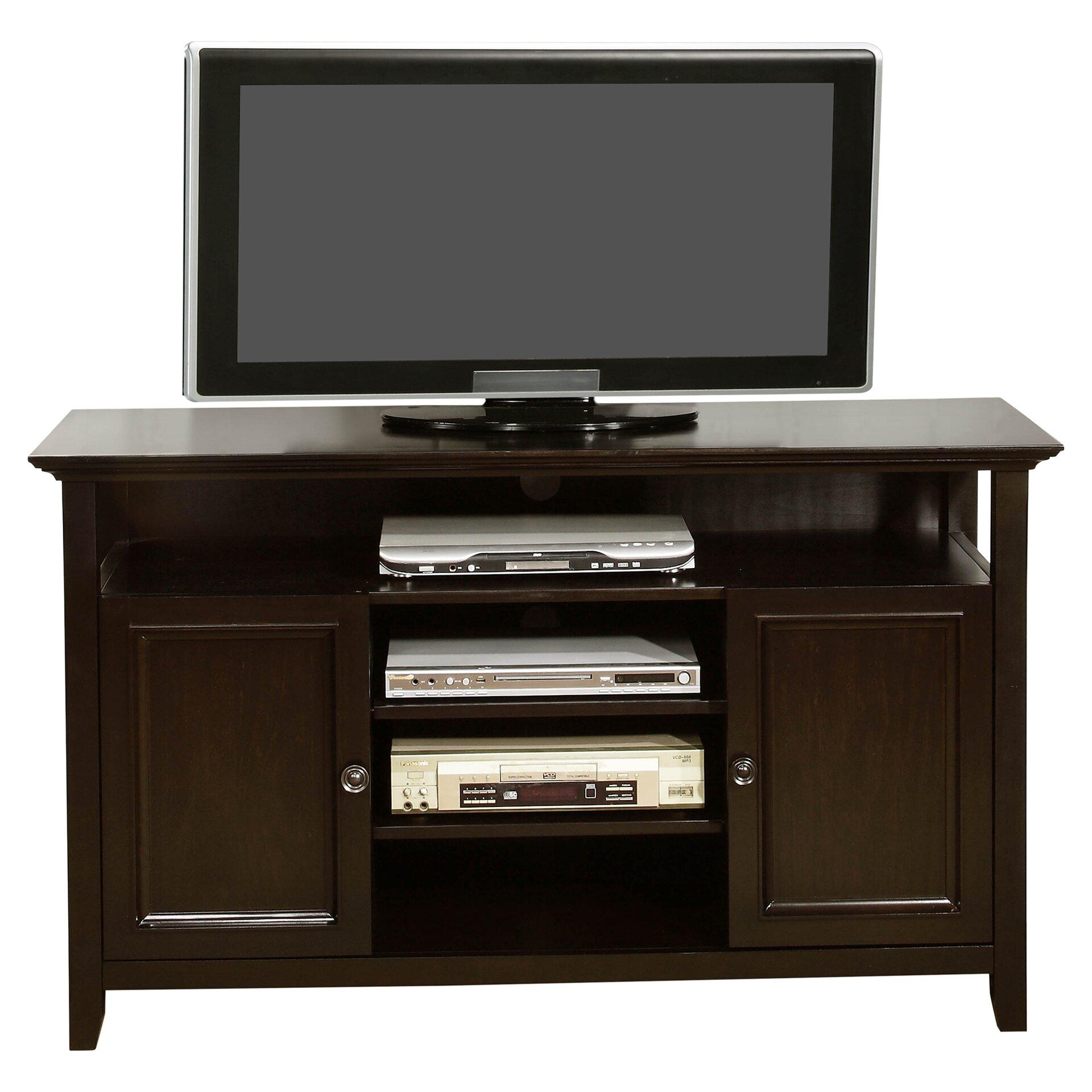 Simpli Home Amherst 54 Quot Tv Stand Amp Reviews Wayfair