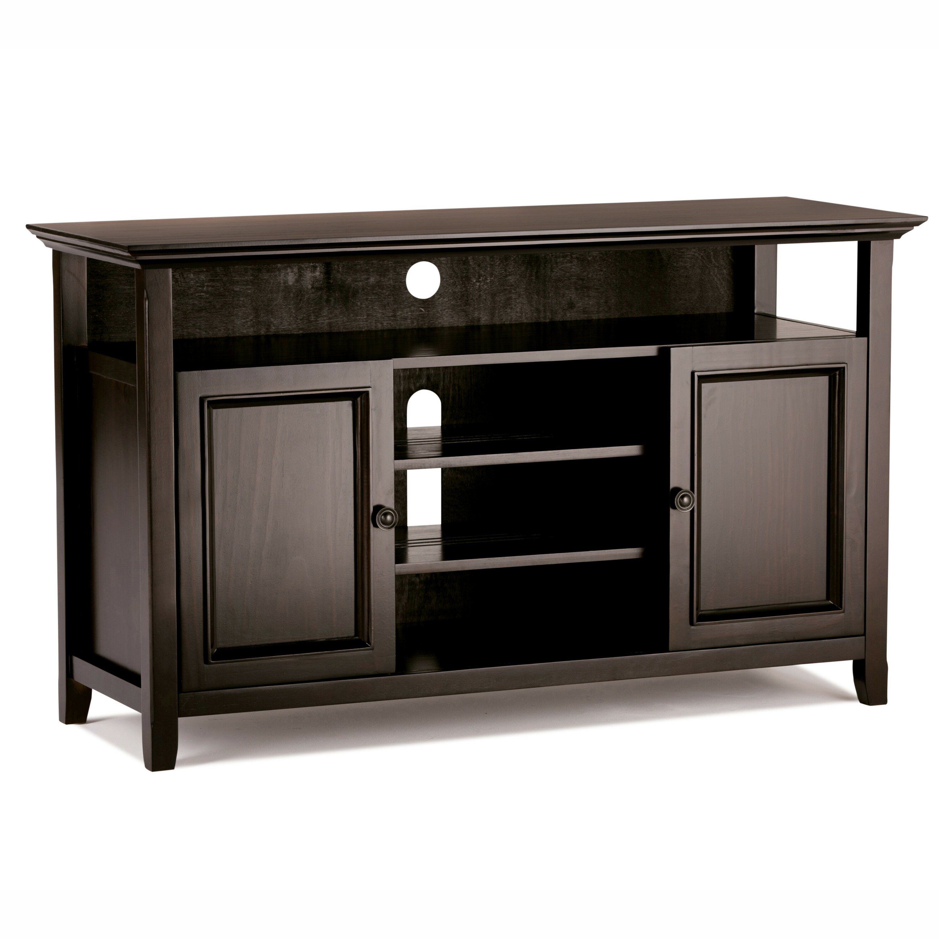 Simpli Home Amherst 54quot TV Stand amp Reviews Wayfair : Simpli Home Amherst 54 TV Stand from www.wayfair.com size 3000 x 3000 jpeg 494kB