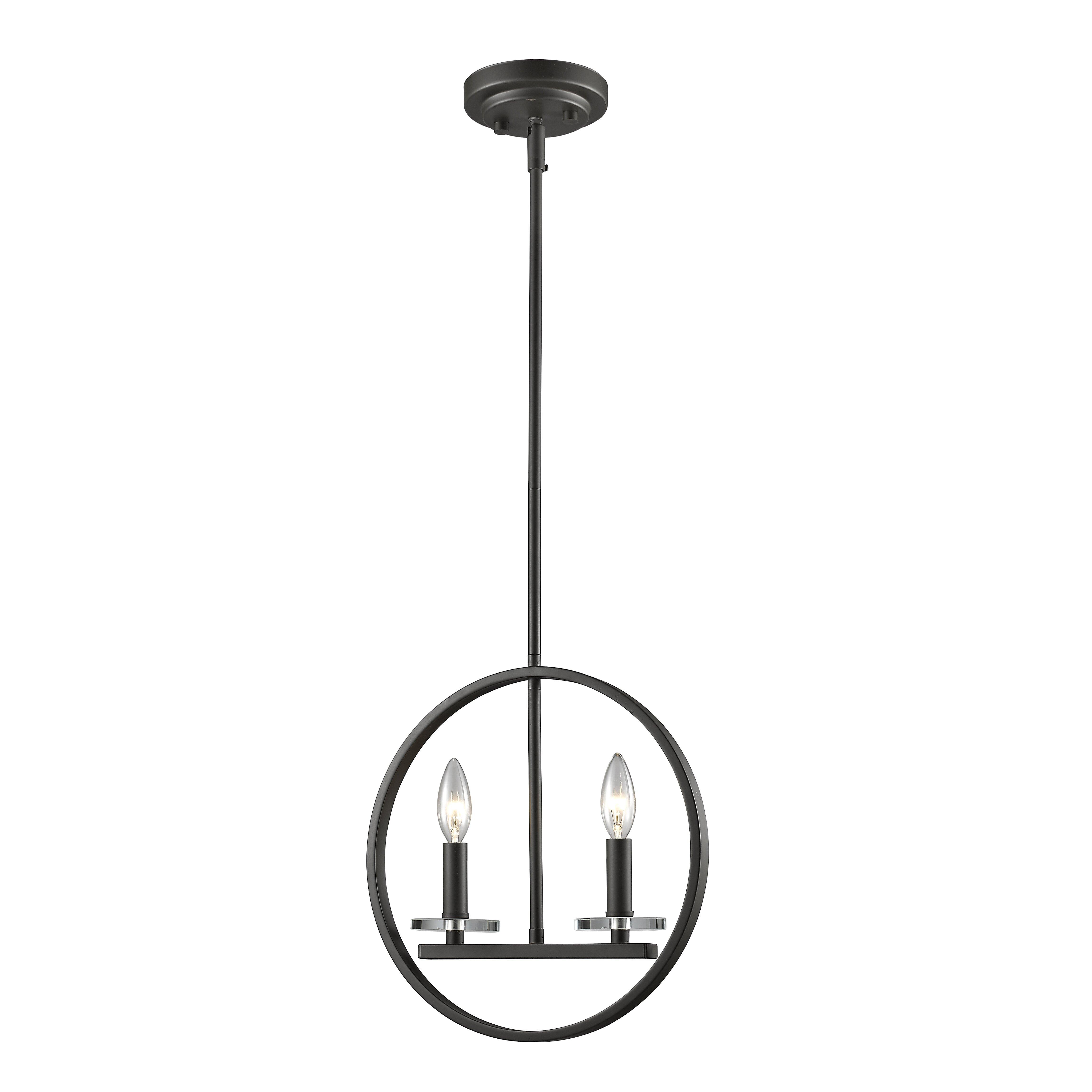 z lite verona 2 light kitchen island pendant wayfair