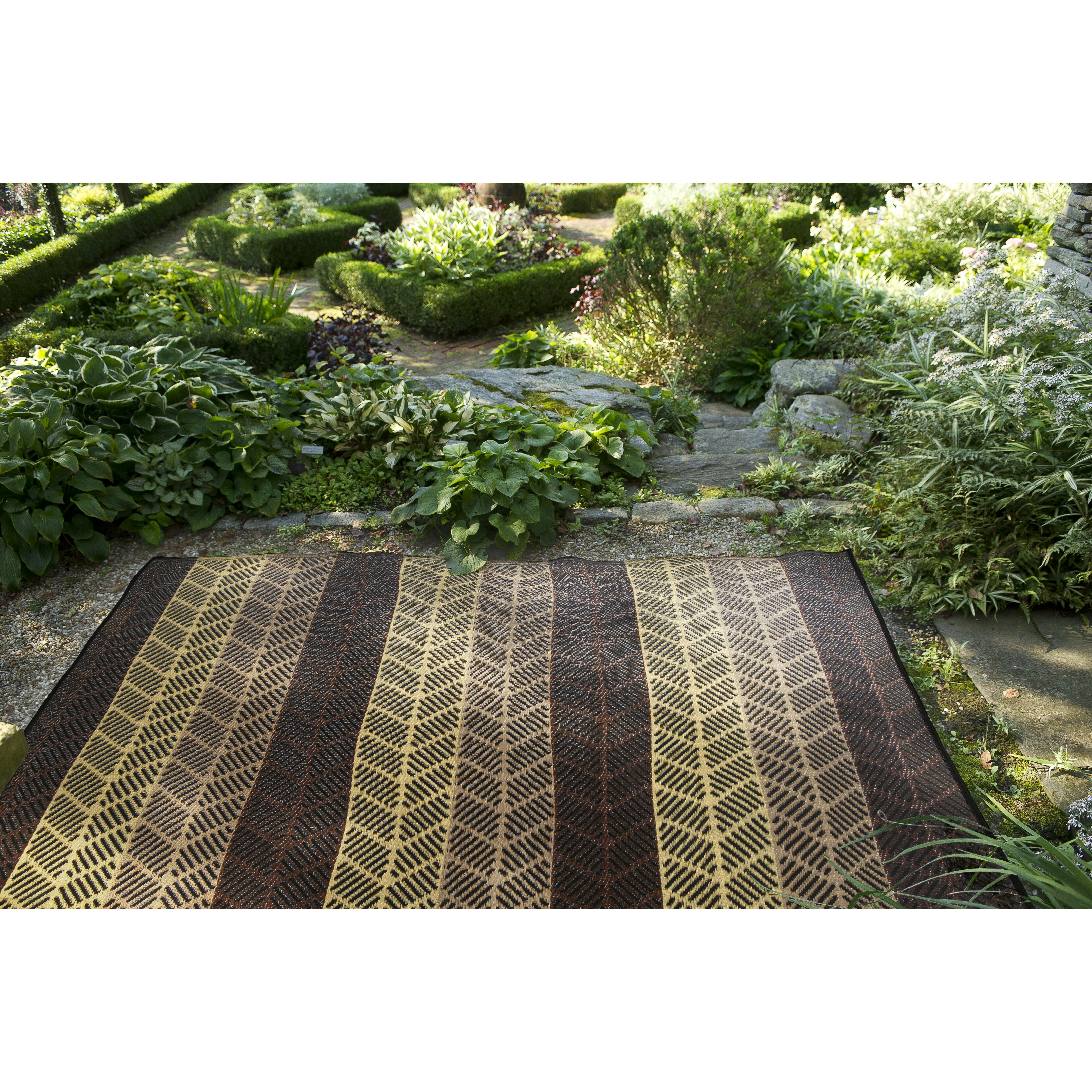 Fab Rugs Seattle World Indoor Outdoor Area Rug & Reviews