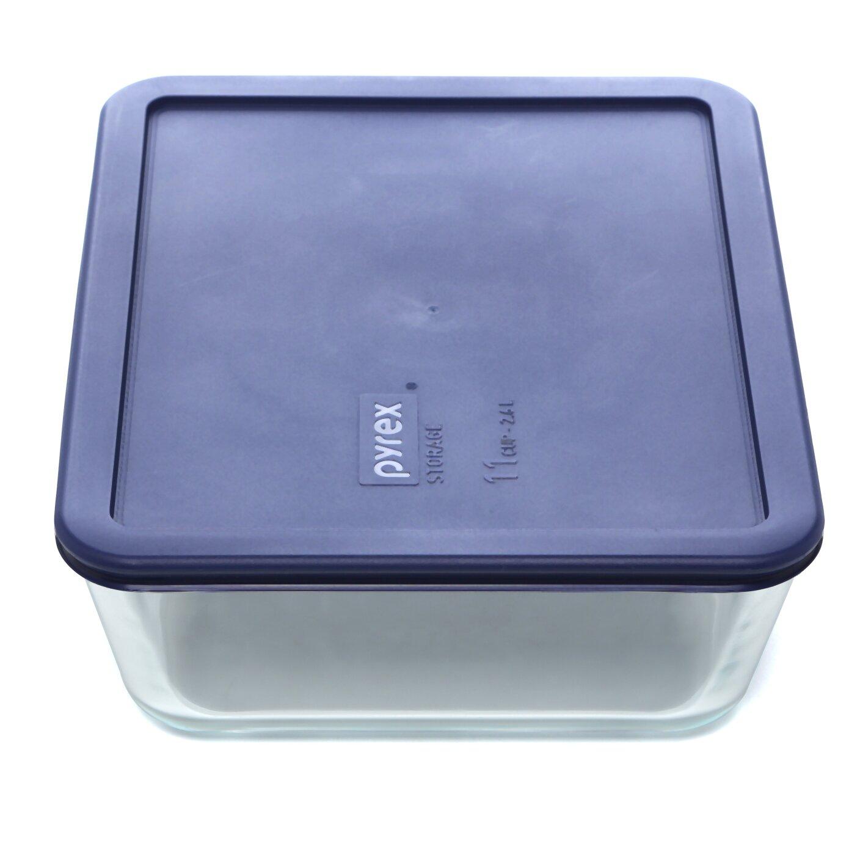 Pyrex Storage Plus 88 Oz Rectangular Dish Amp Reviews Wayfair
