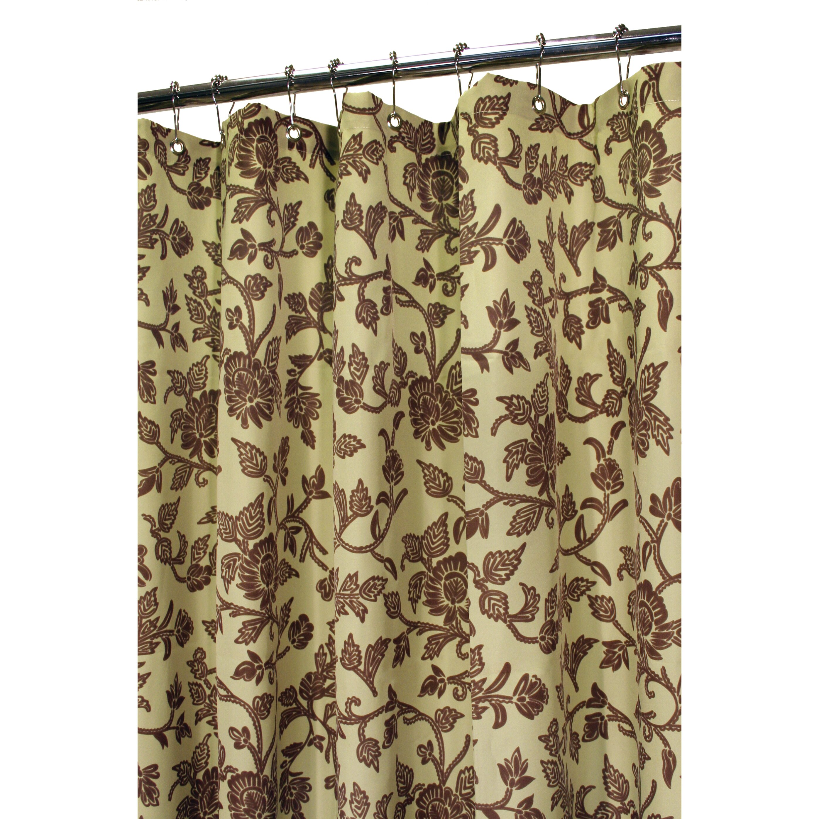 wayfair curtains on sale watershed prints floral swirl shower curtain amp reviews 7022