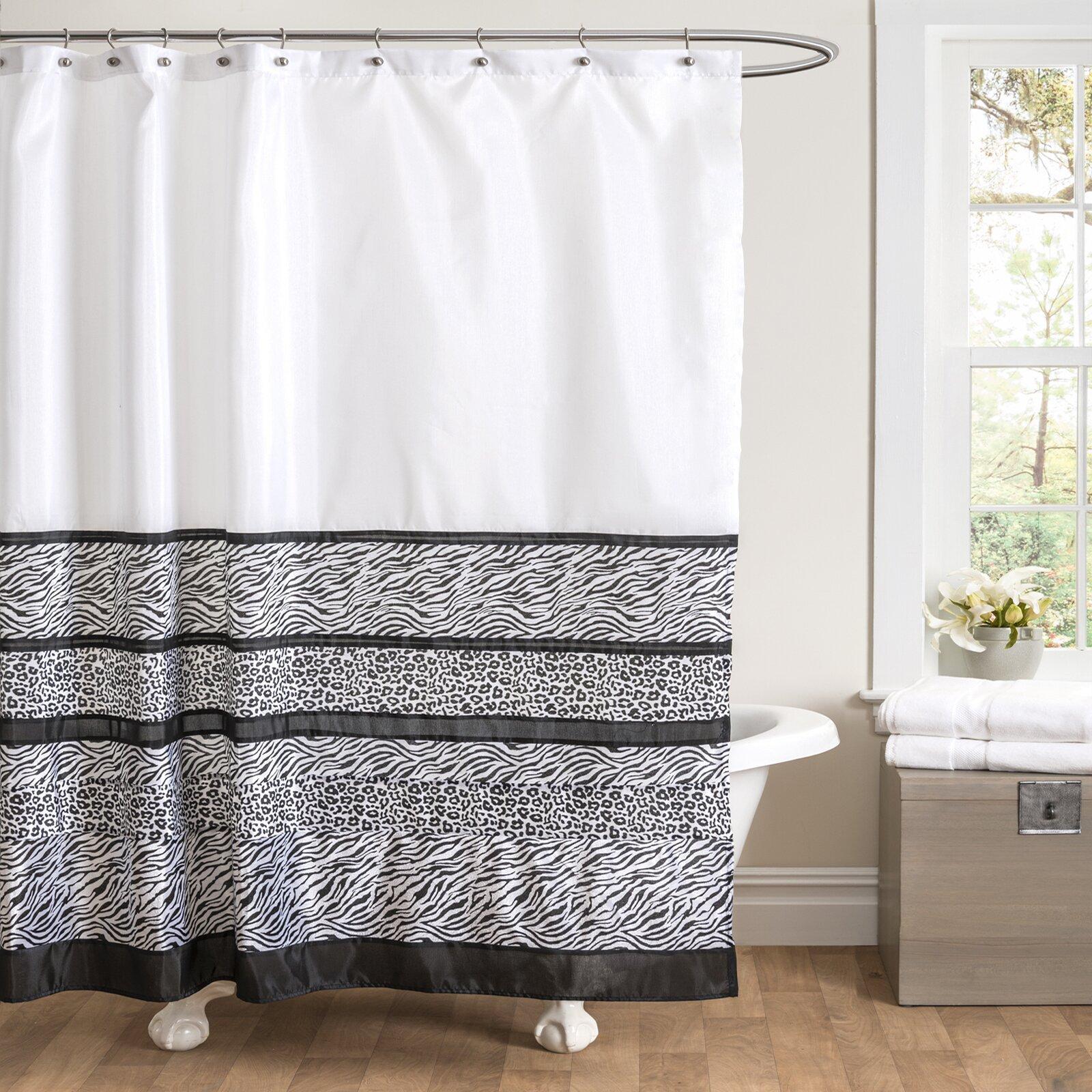 Lush Decor Tribal Dance Shower Curtain & Reviews