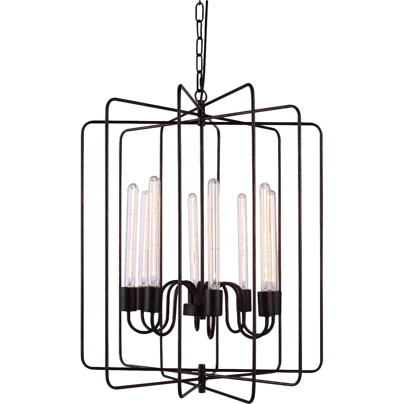 Elegant Entryway Lighting : Elegant lighting lewis light foyer pendant reviews