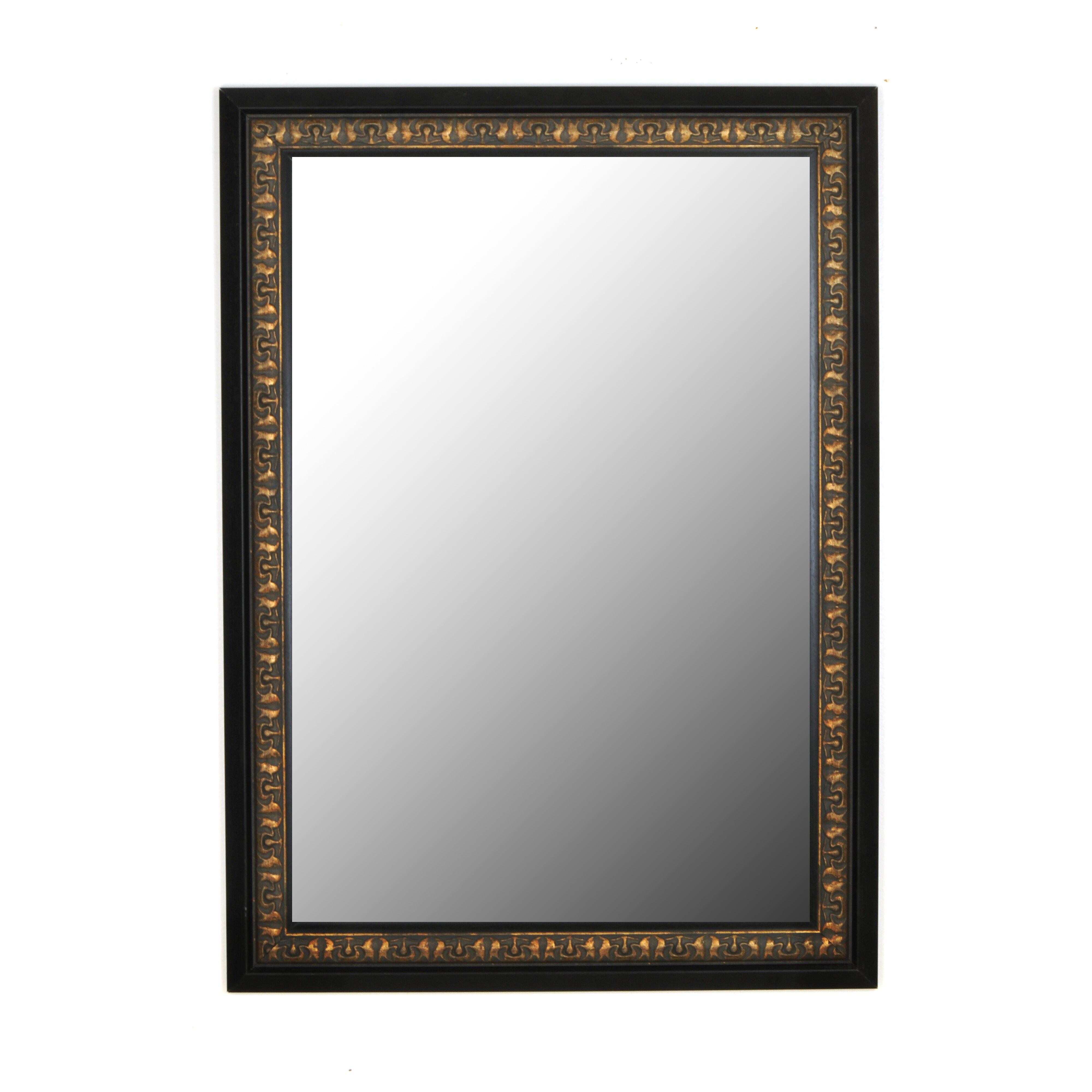 second look mirrors mumbai vintage copper black surround