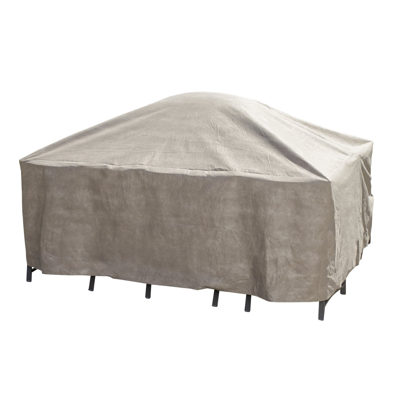 Duck Covers Elite Square Patio Table Amp Chair Set Cover