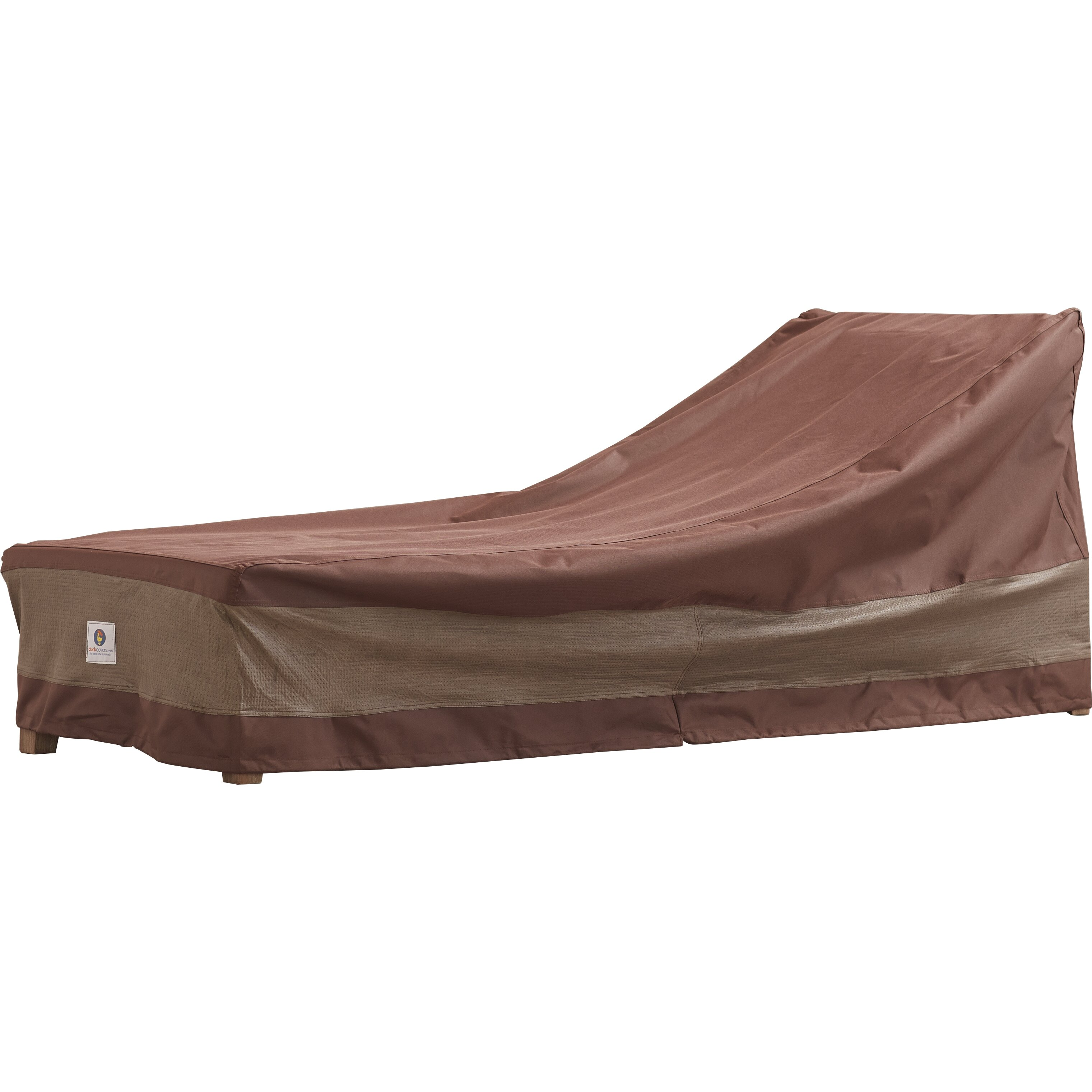 Duck covers ultimate patio chaise lounge cover reviews for Chaise lounge cover