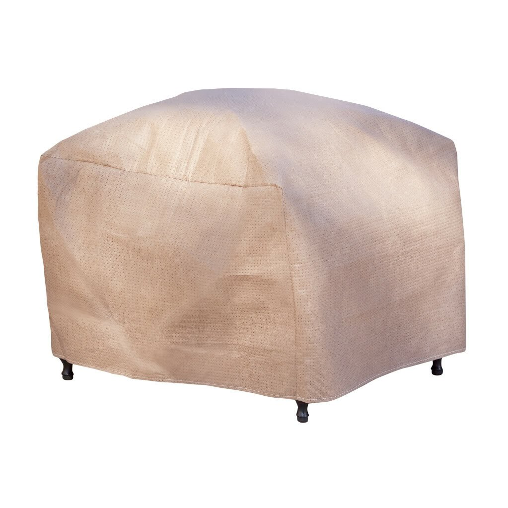Duck Covers Elite Patio Ottoman Side Table Cover Reviews