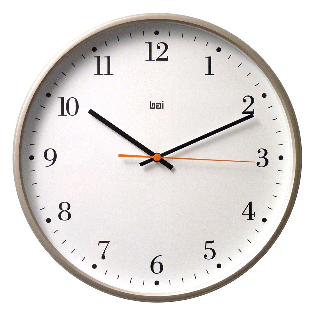 Bai Design 15 Jumbo Wall Clock Reviews Wayfair