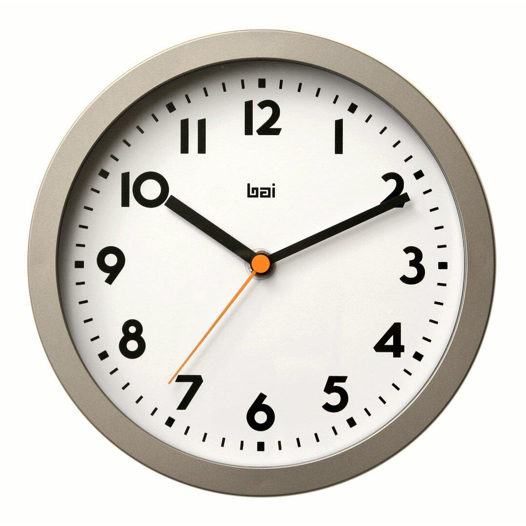 Bai Design 8 Landmark Studio Wall Clock Reviews Wayfair