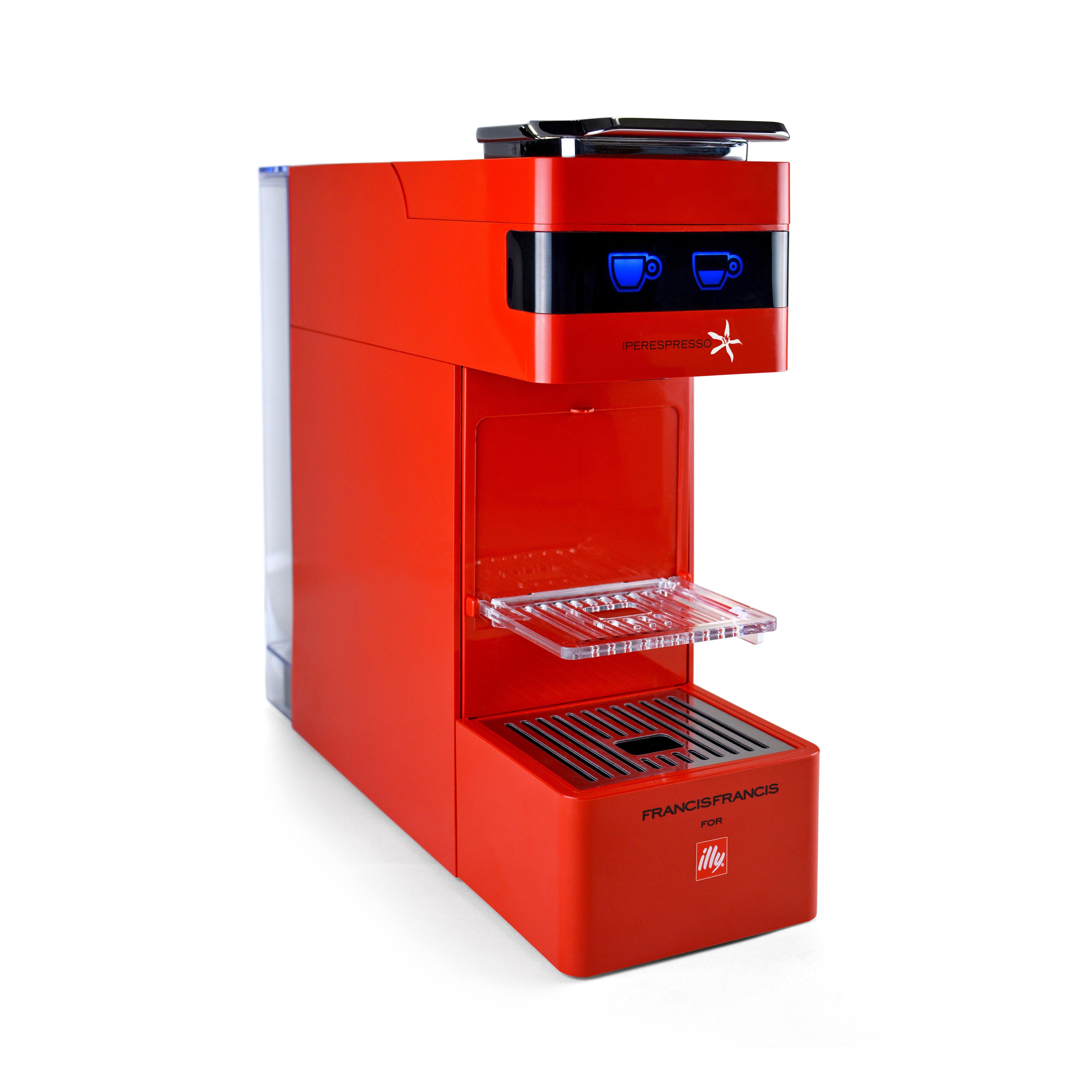 free illy espresso machine