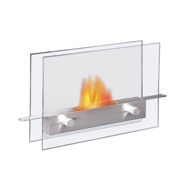 Anywhere Fireplaces Metropolitan Bio Ethanol Tabletop Fireplace Reviews Wayfair