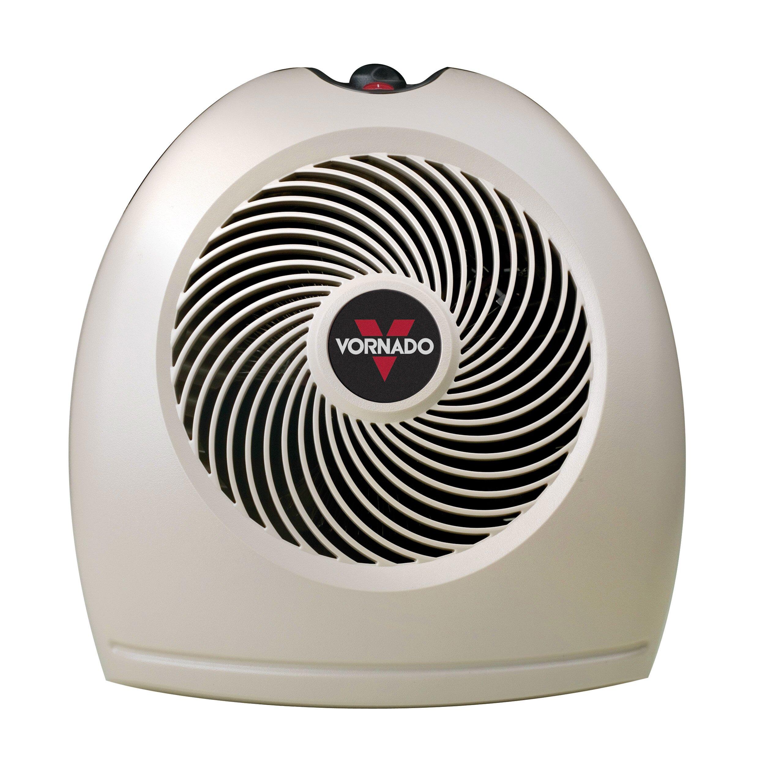 Vornado 1 500 Watt Portable Electric Fan Compact Heater
