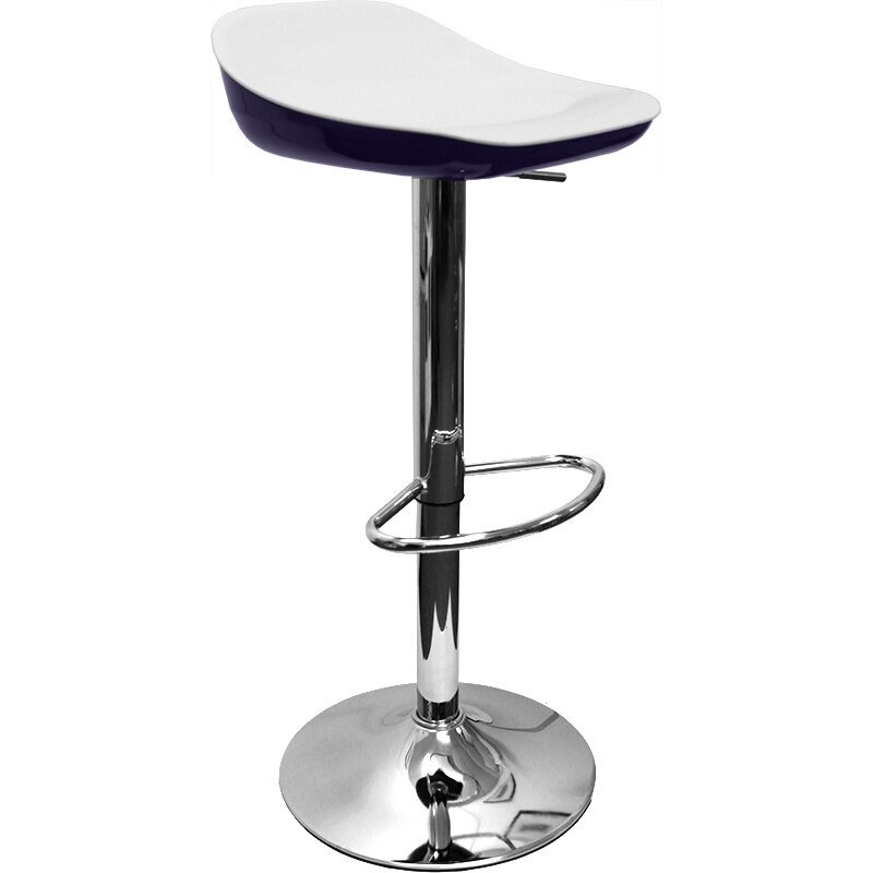 Lamboro Swivel Adjustable Bar Stool amp Reviews Wayfair UK : Lamboro Lazio Adjustable Bar Stool with Step Lazio from www.wayfair.co.uk size 800 x 800 jpeg 28kB