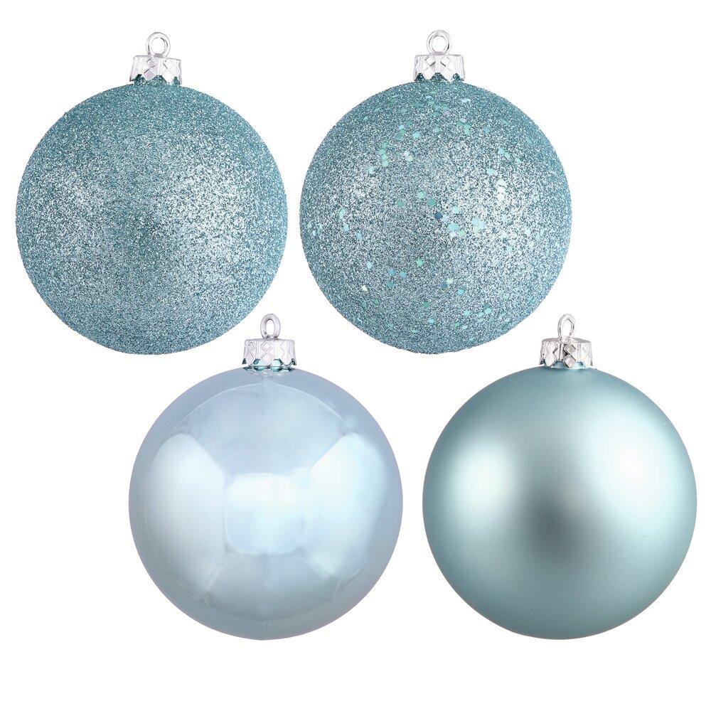 Vickerman Ball Assorted Ornament & Reviews   Wayfair