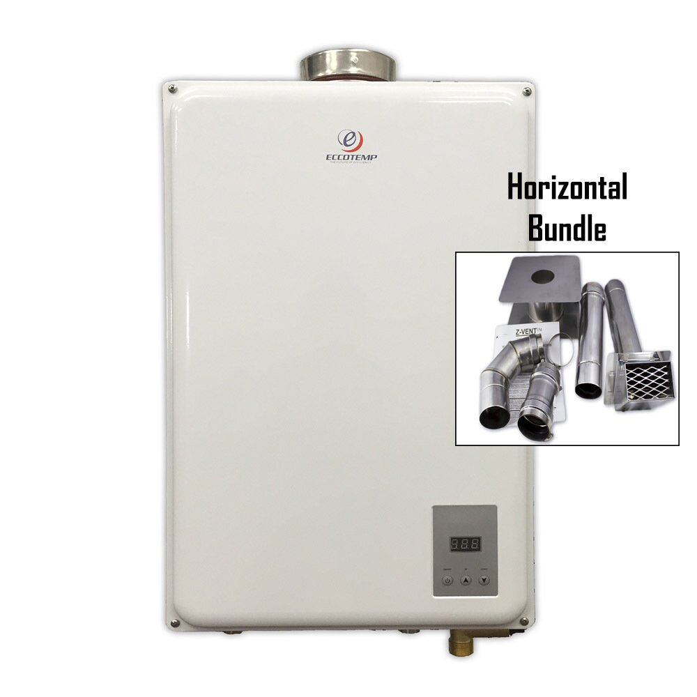 Eccotemp Natural Gas Tankless Water Heater Wayfair