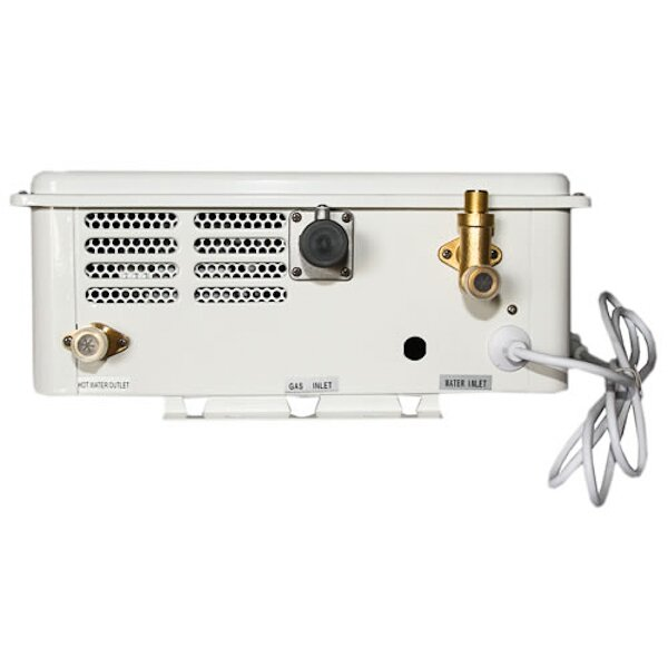 Eccotemp   Gpm Indoor Natural Gas Tankless Water Heater