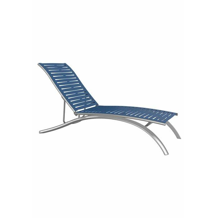 Tropitone south beach ez span chaise lounge wayfair for 3 in 1 beach chaise lounge