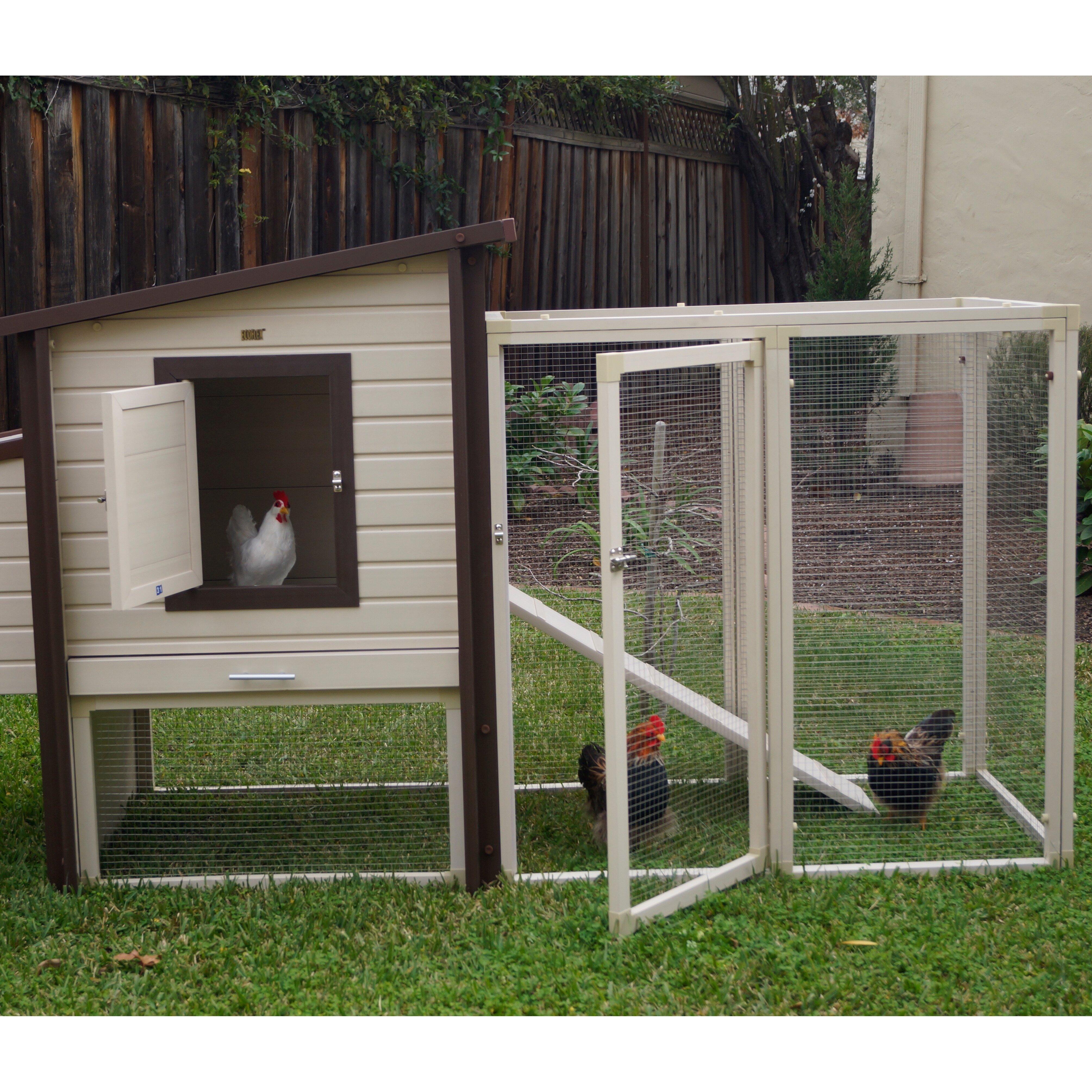 New Age Pet Fremont Chicken Coop Amp Reviews Wayfair