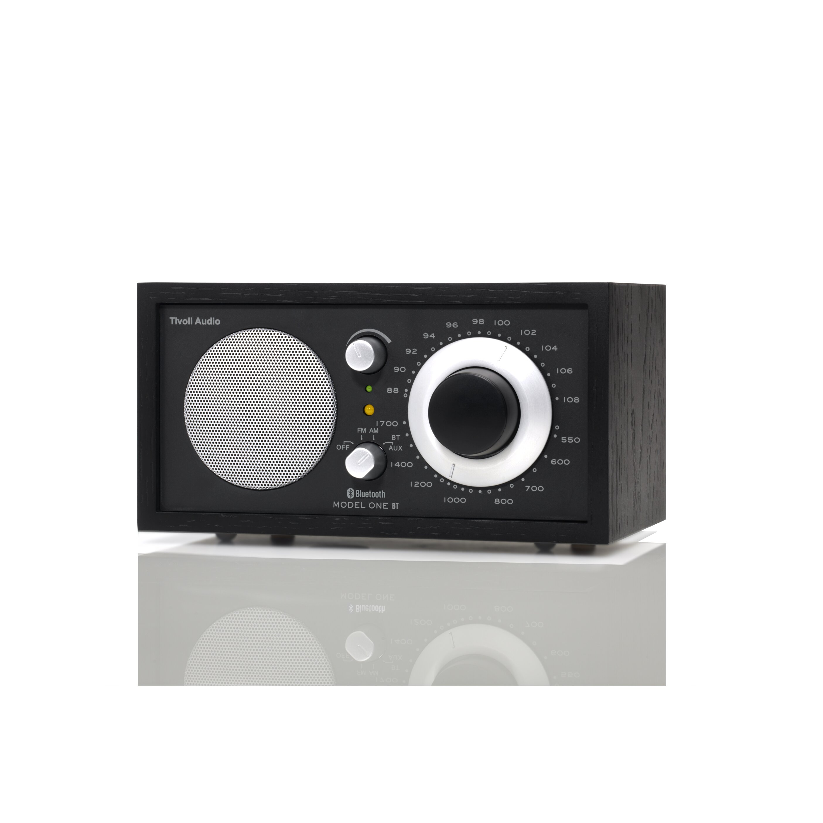 tivoli audio llc model one bluetooth am fm table radio. Black Bedroom Furniture Sets. Home Design Ideas