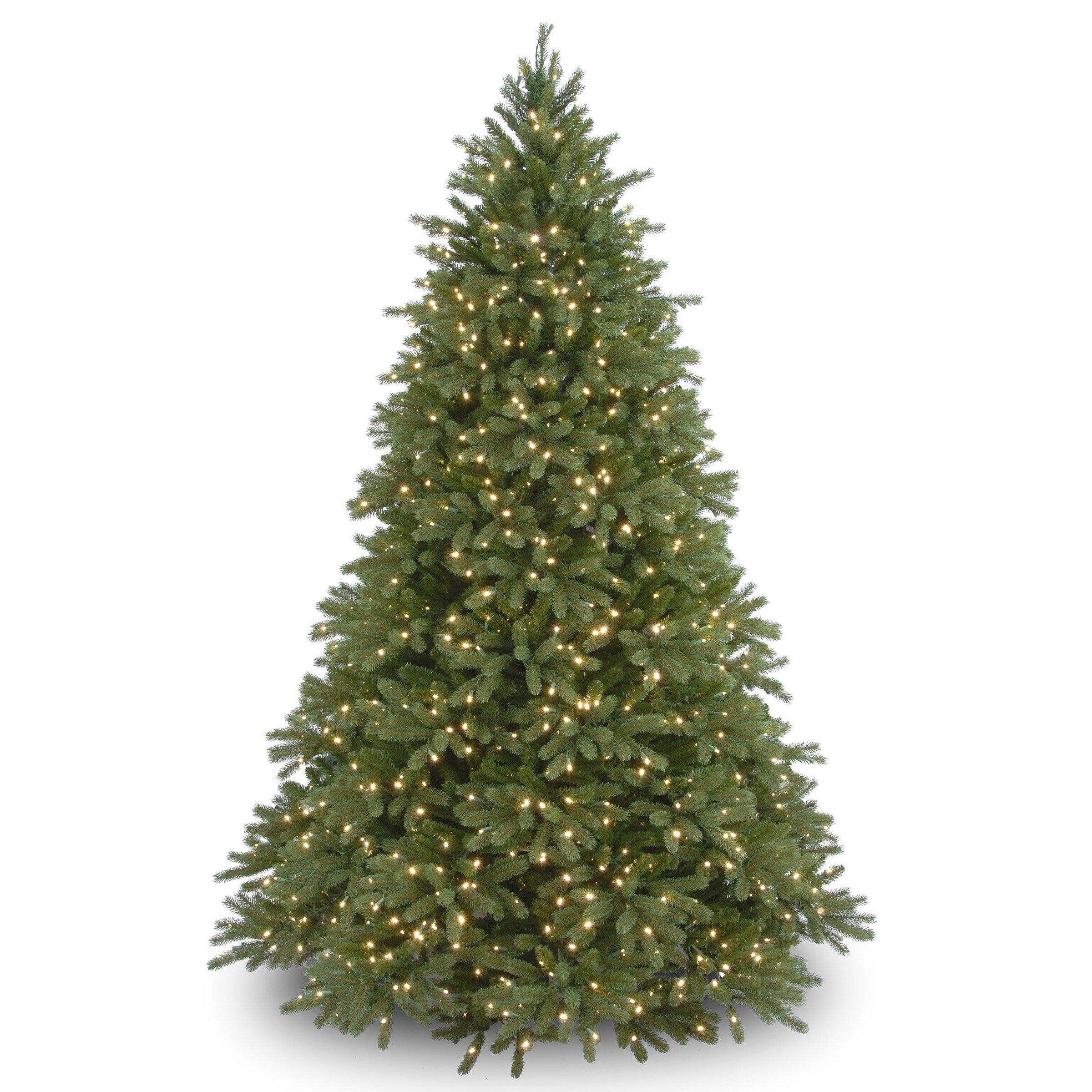 Fraser Fir Christmas Trees: The Holiday Aisle 7.5' Green Artificial Christmas Tree