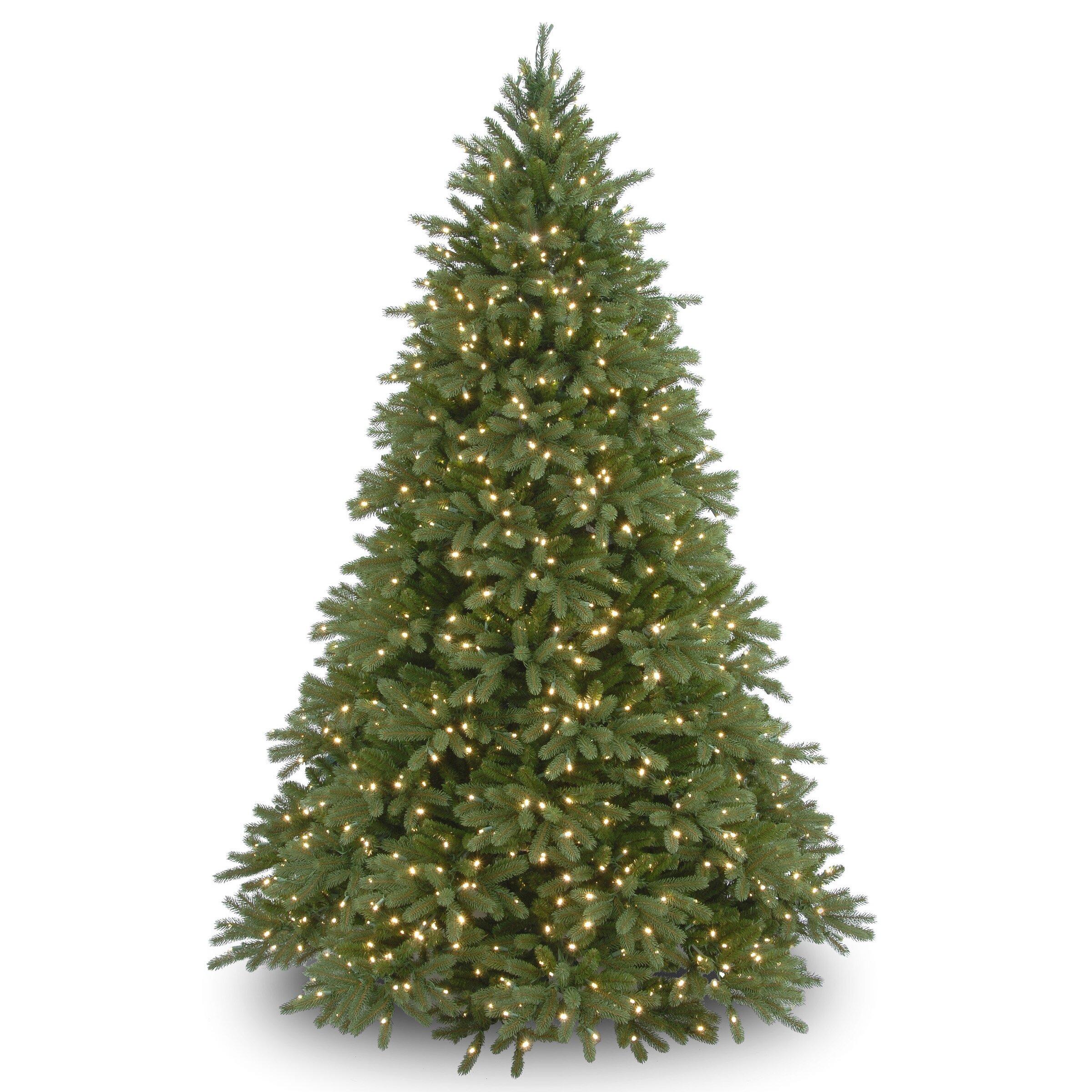 Fraser Fir Christmas Trees: National Tree Co. Jersey Fraser Fir 9' Green Artificial