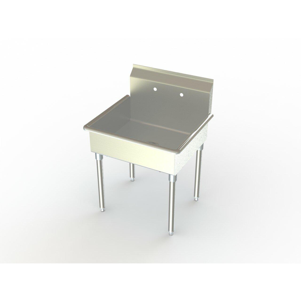 24x24 Mop Sink : ... Manufacturing 24