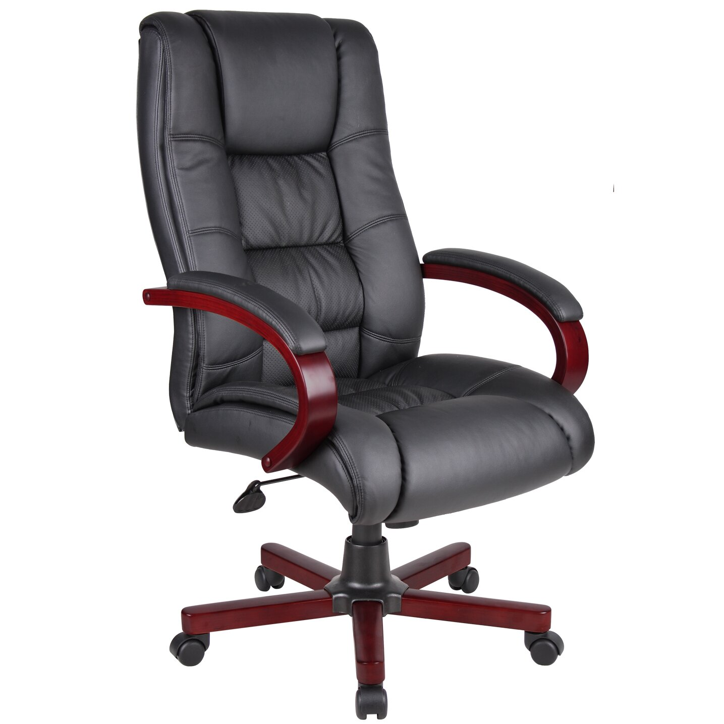 boss office products executive chair reviews