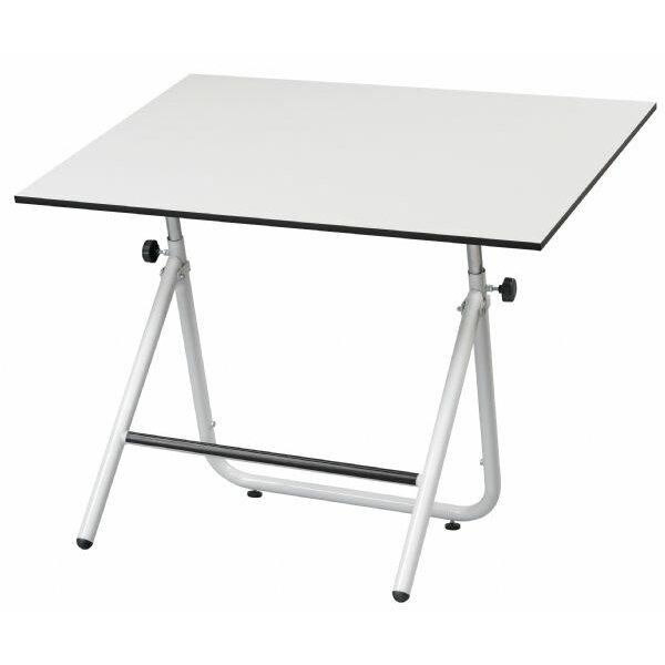 Alvin And Co 48 Quot Rectangular Folding Table Wayfair