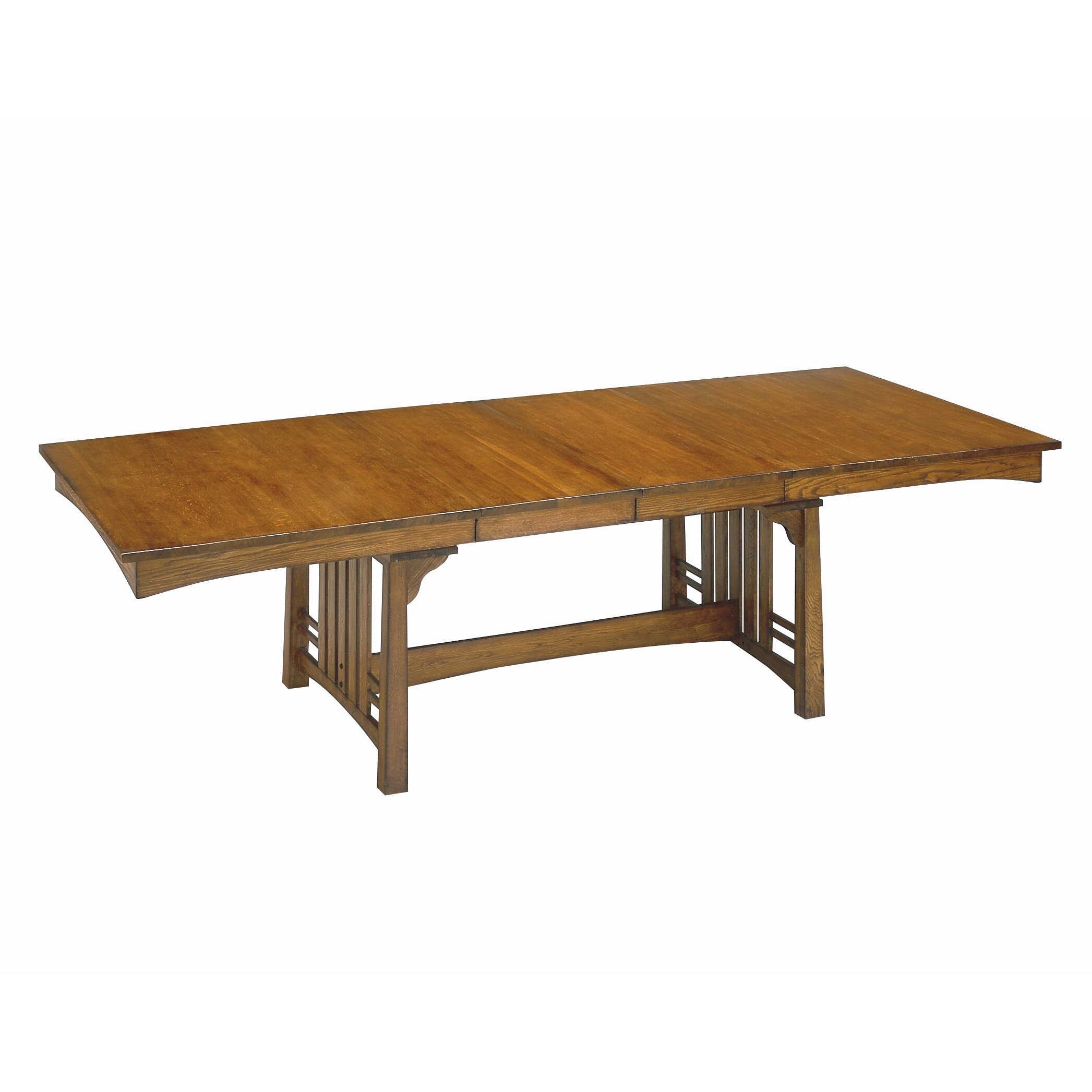 Mastercraft collections arts and crafts bungalow for Wayfair dining table