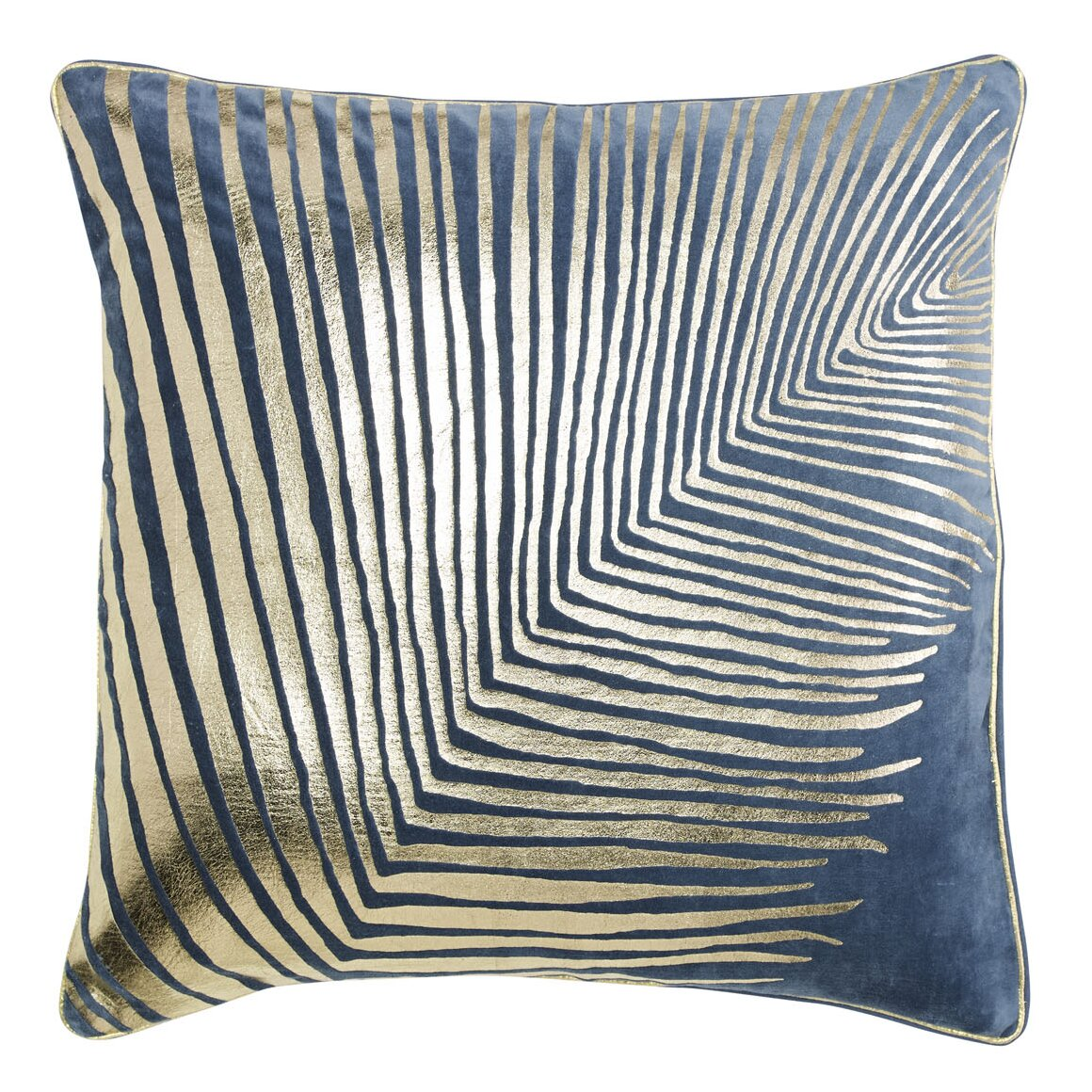 Wayfair Blue Decorative Pillows : Company C Fanfare Throw Pillow Wayfair