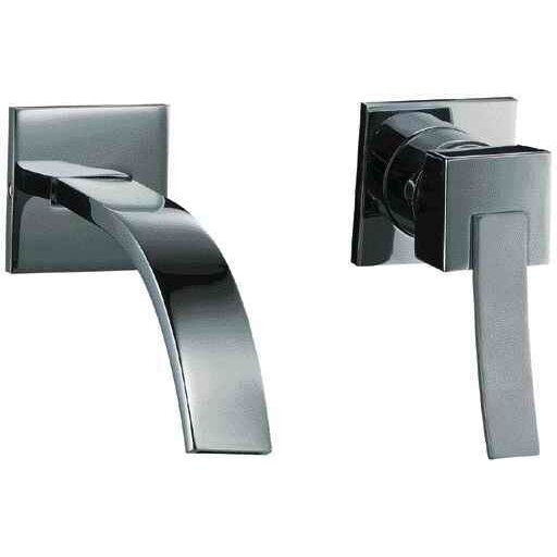 Alfi Brand Single Handle Wall Mounted Bathroom Faucet & Reviews ...