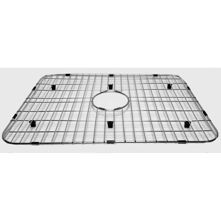 Alfi Brand Solid Stainless Steel Kitchen Sink Grid Reviews Wayfair